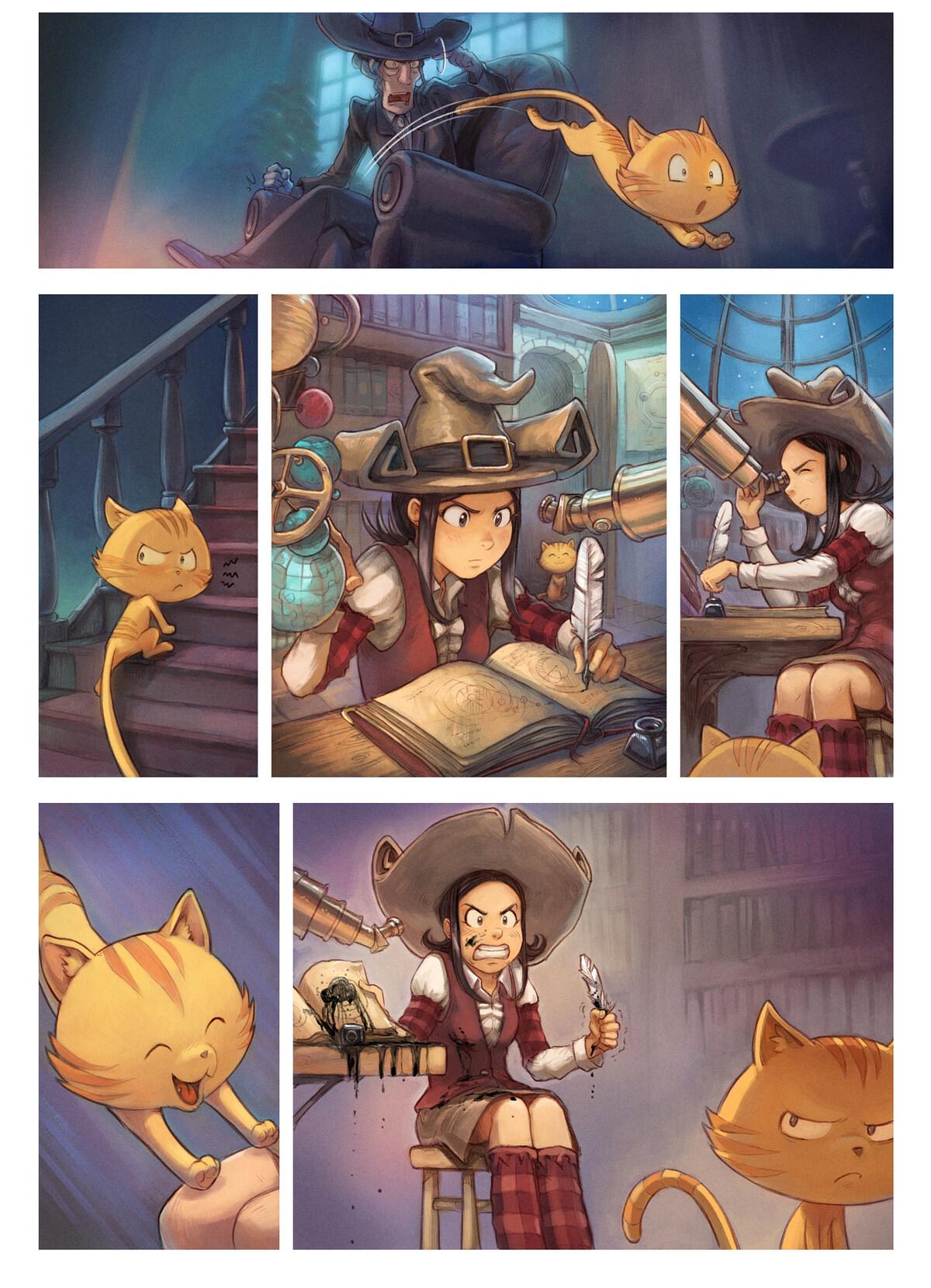 قسمت سی ام: بغل می خوام, Page 3