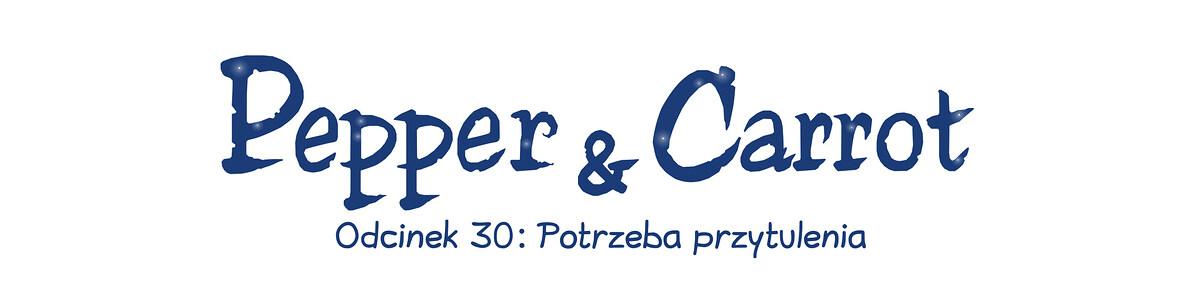 A webcomic page of Pepper&Carrot, odcinek 30 [pl], strona 0