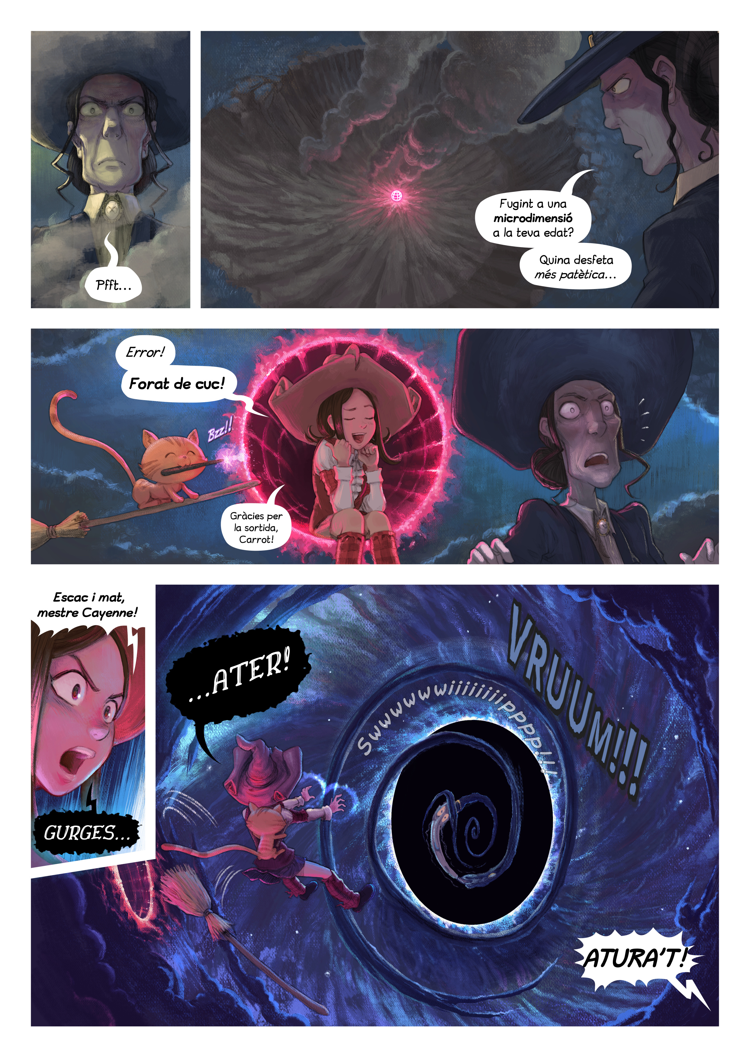 Episodi 31: La batalla, Page 5