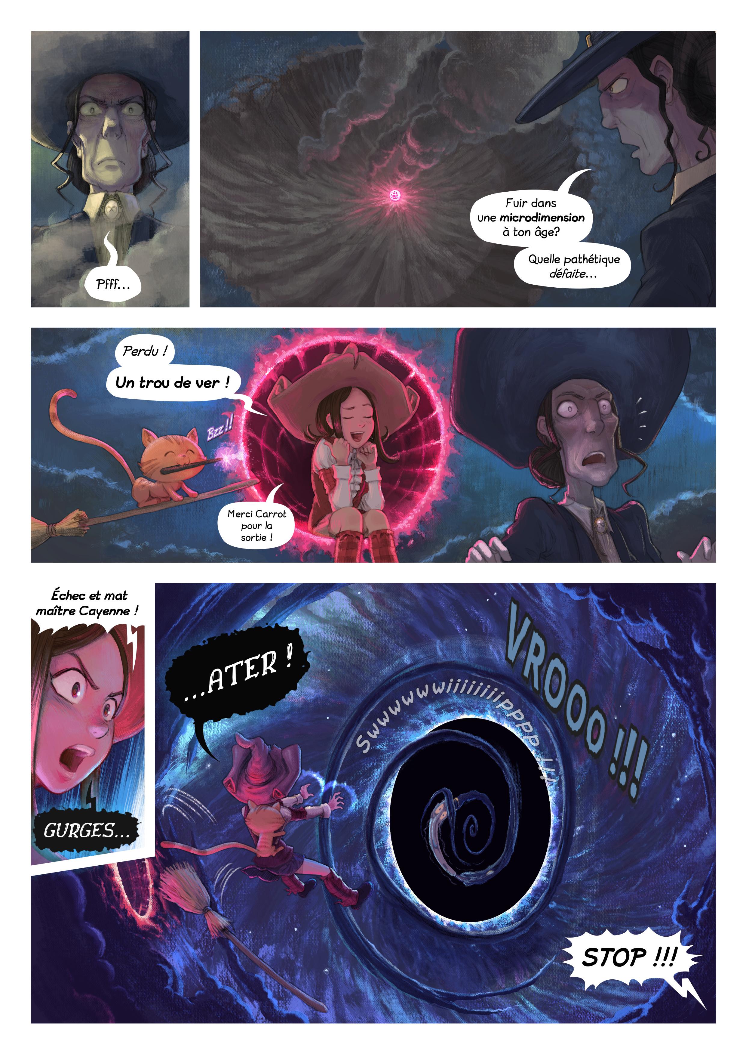 Épisode 31 : Le Combat, Page 5