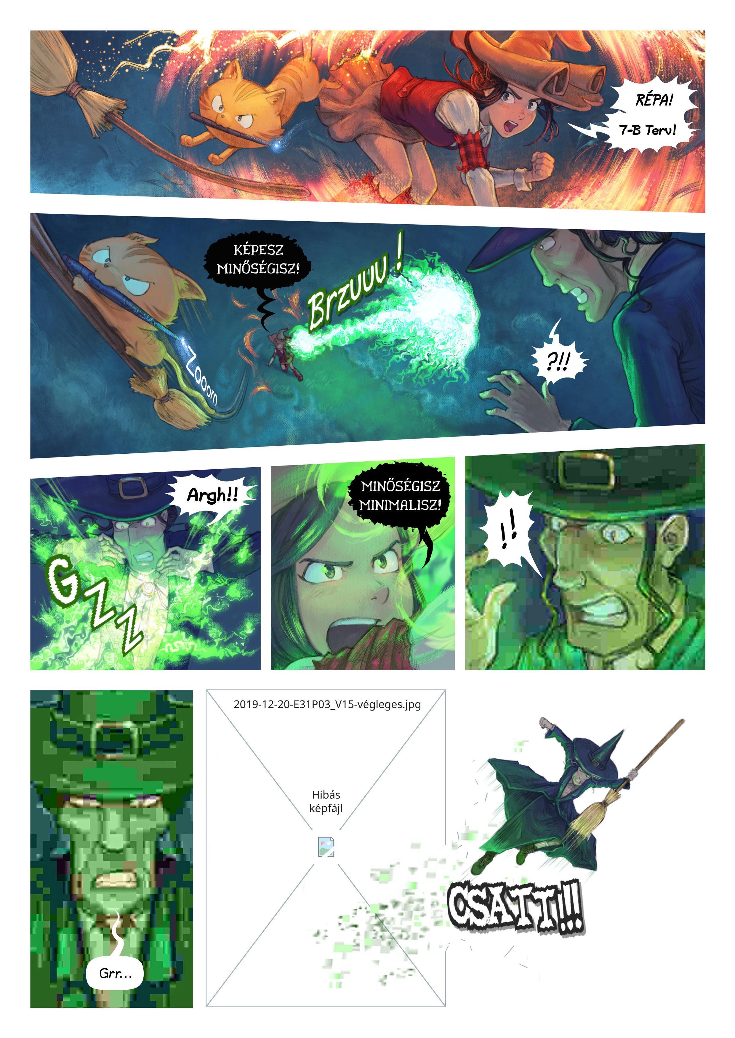 31. rész: A harc, Page 3