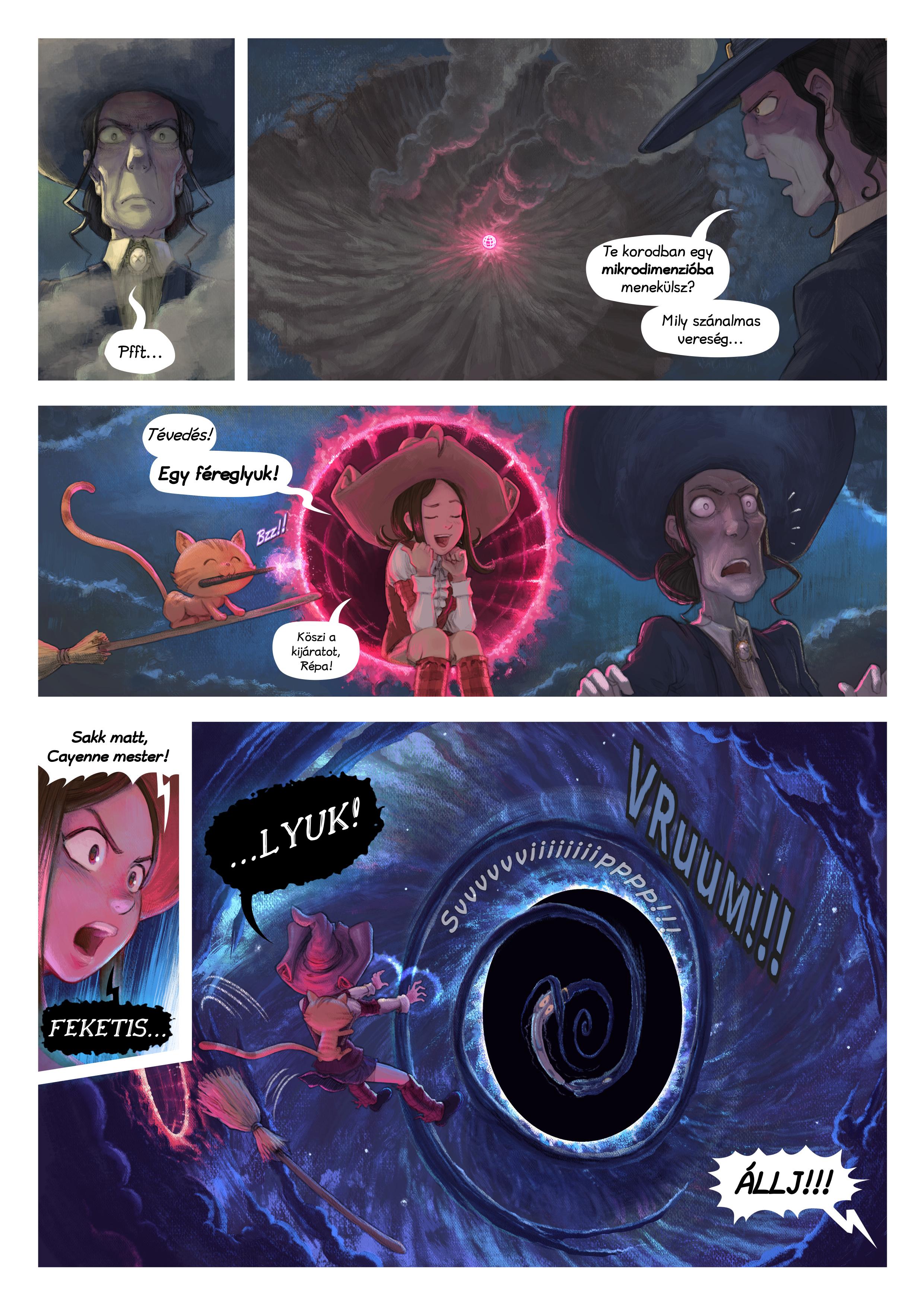 31. rész: A harc, Page 5