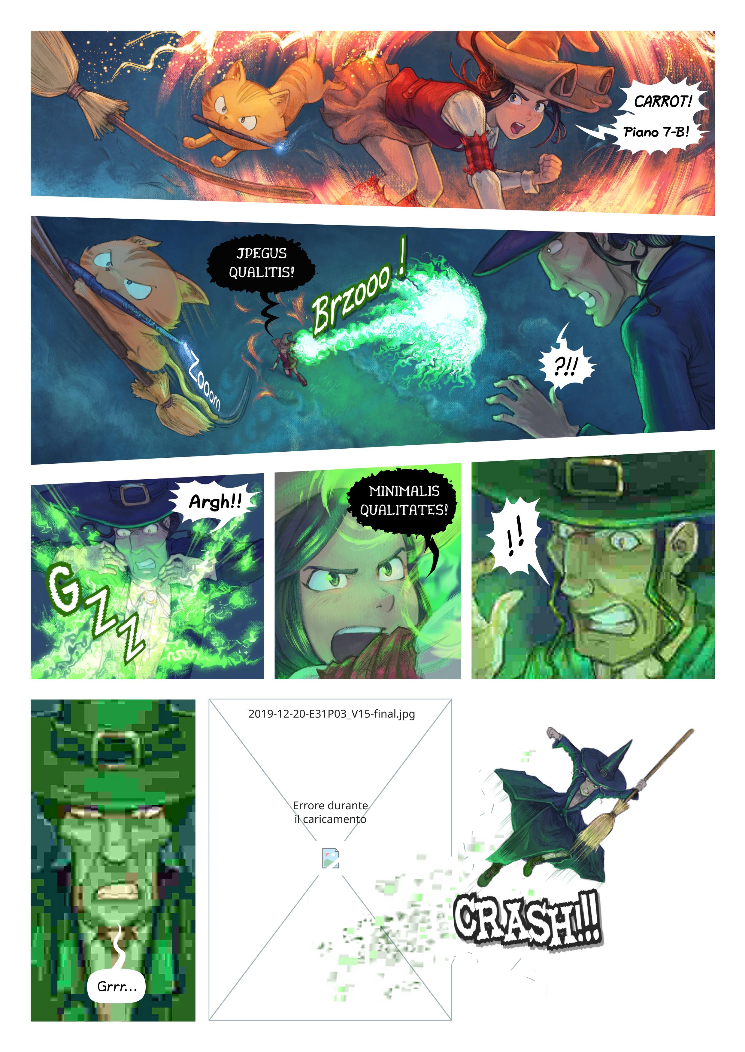 Episodio 31: Il combattimento, Page 3