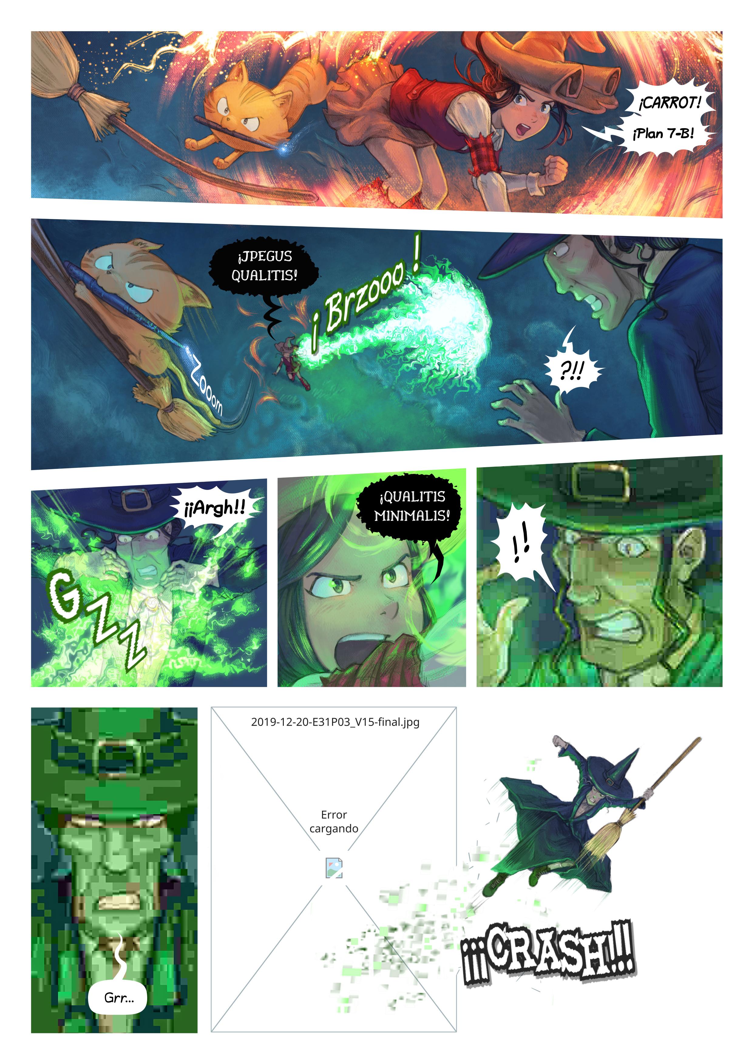 Episodio 31: La pelea, Page 3