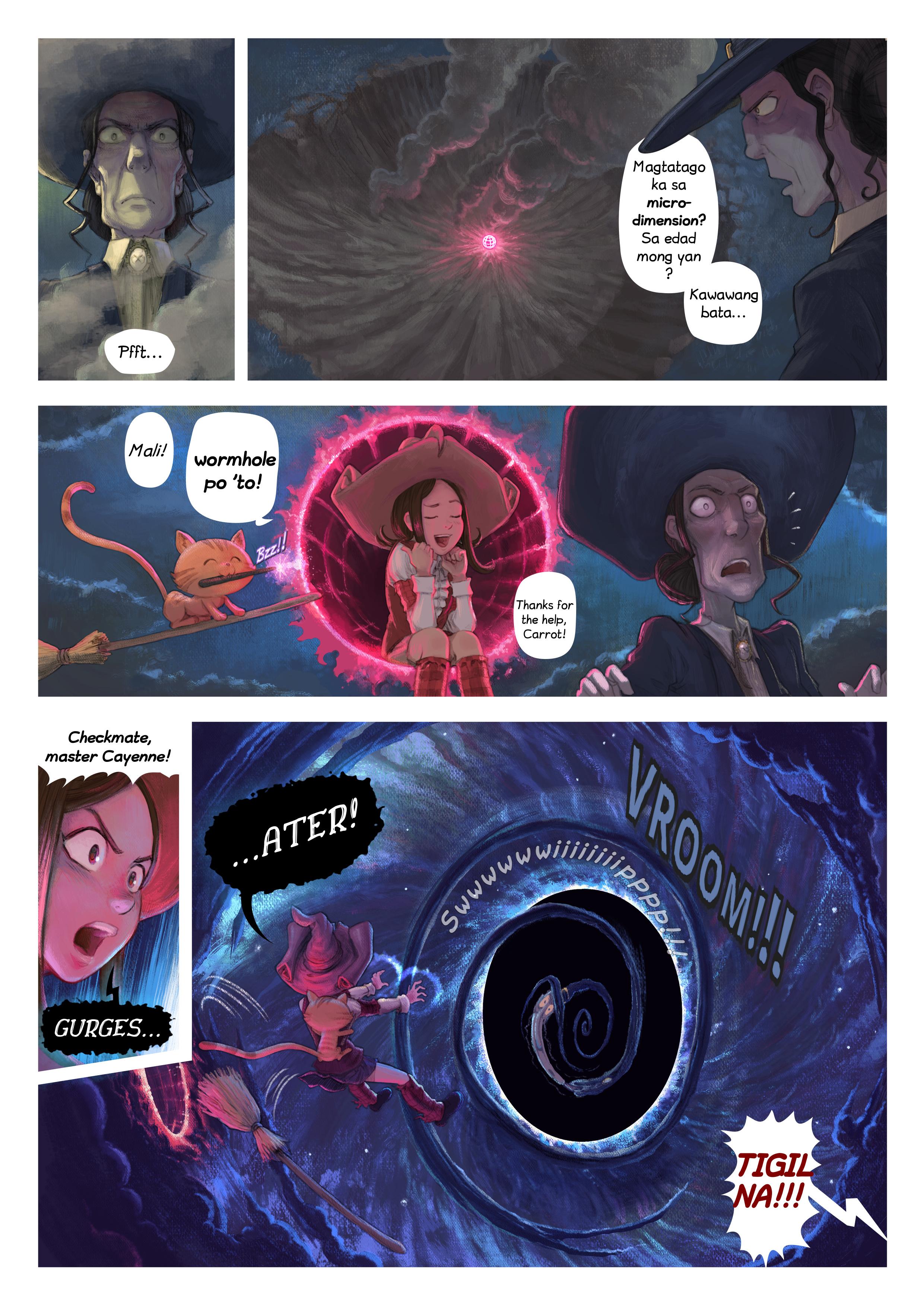 Episode 31: Matira Matibay, Page 5