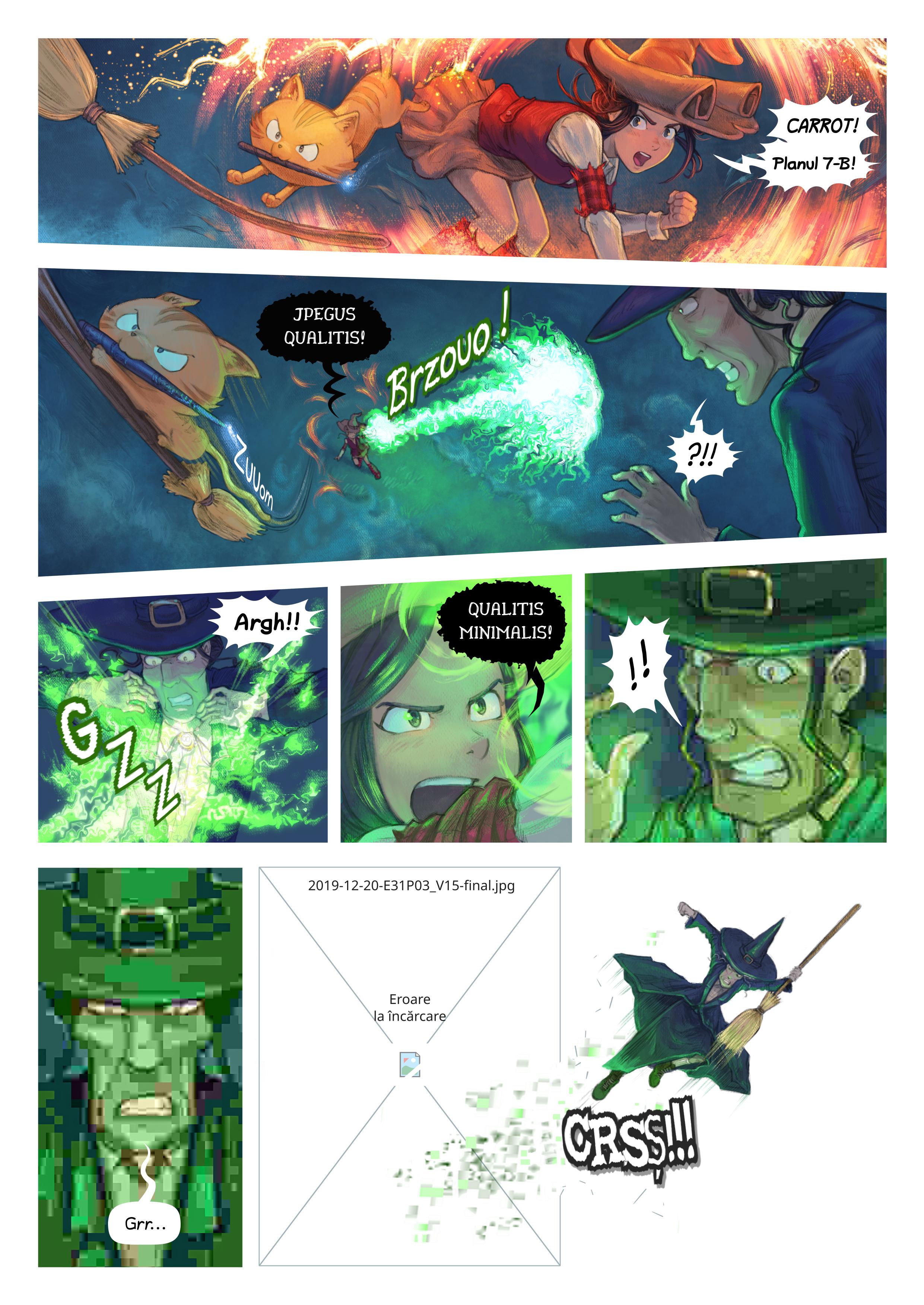 Episodul 31: Lupta, Page 3