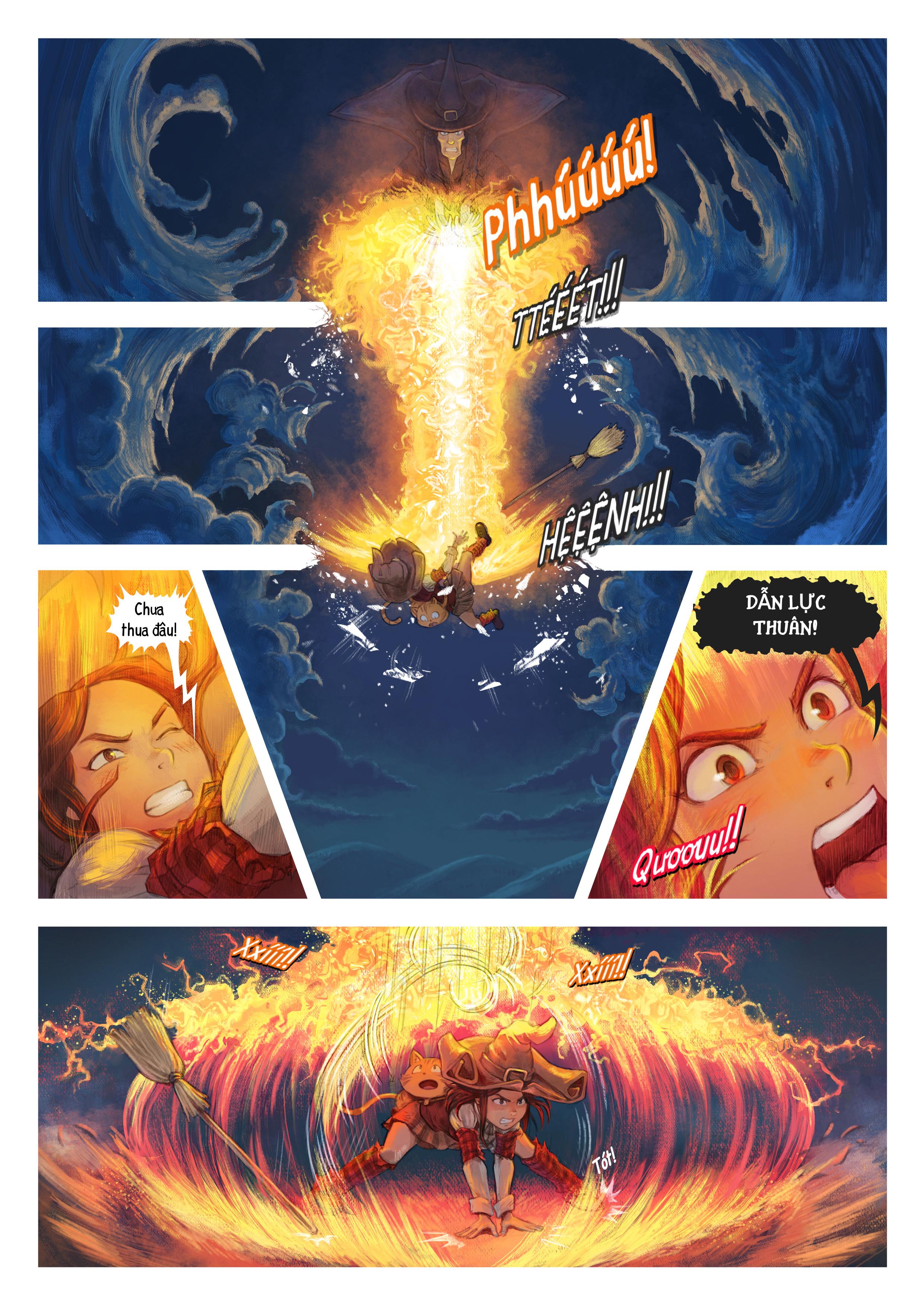 Tập 31: Cuộc Chiến, Trang 2