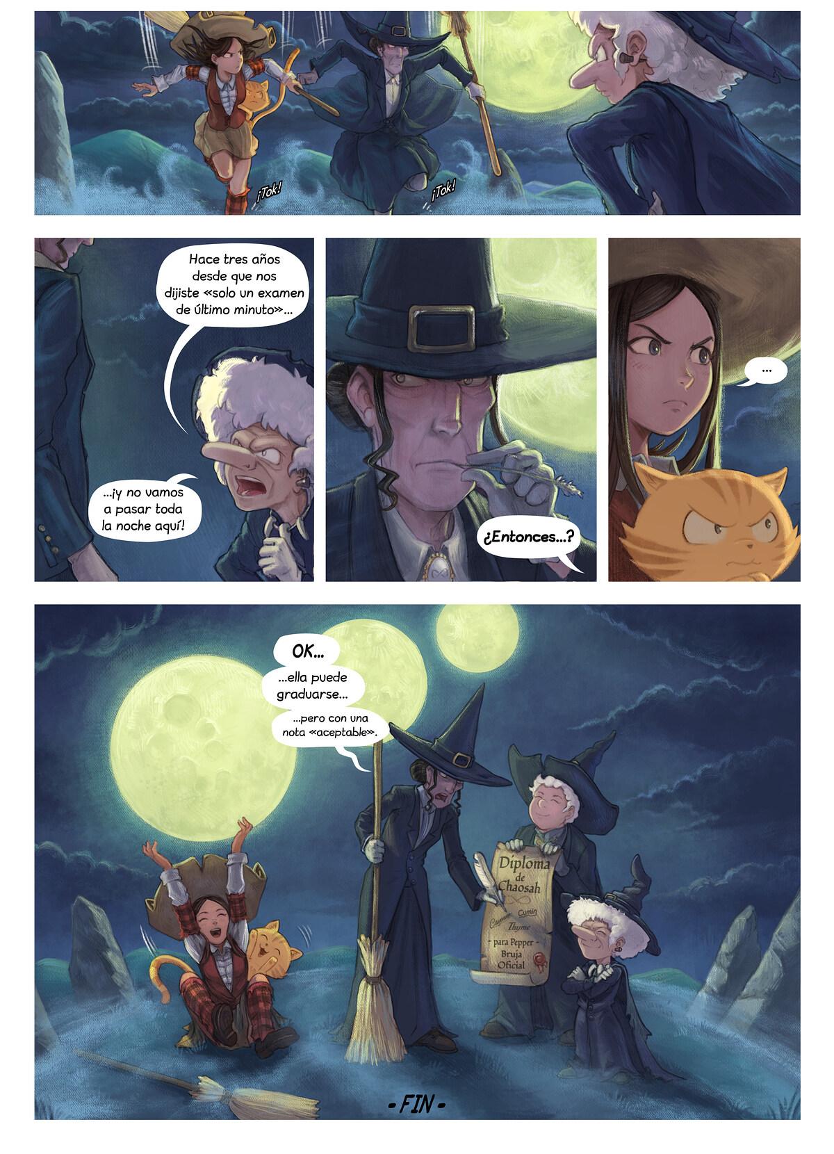 Episodio 31: La pelea, Page 7