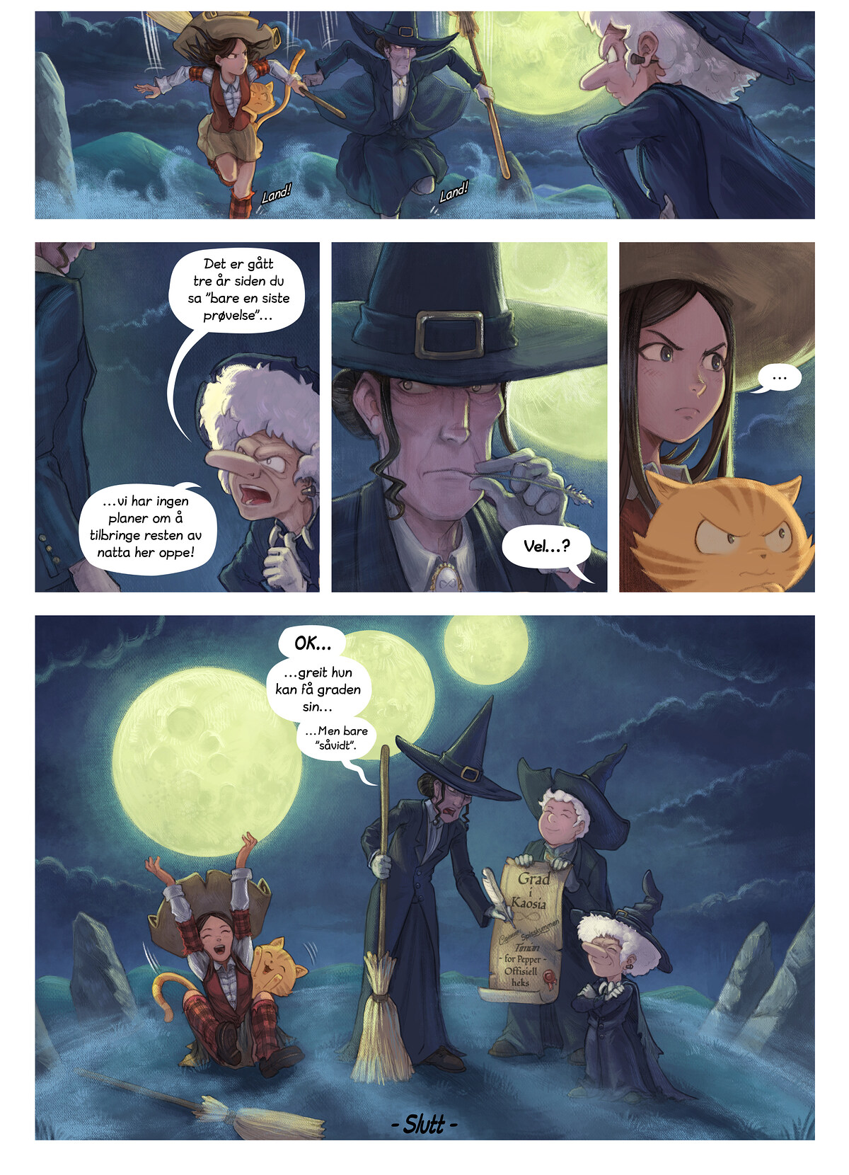 Episode 31: Den store kampen, Page 7