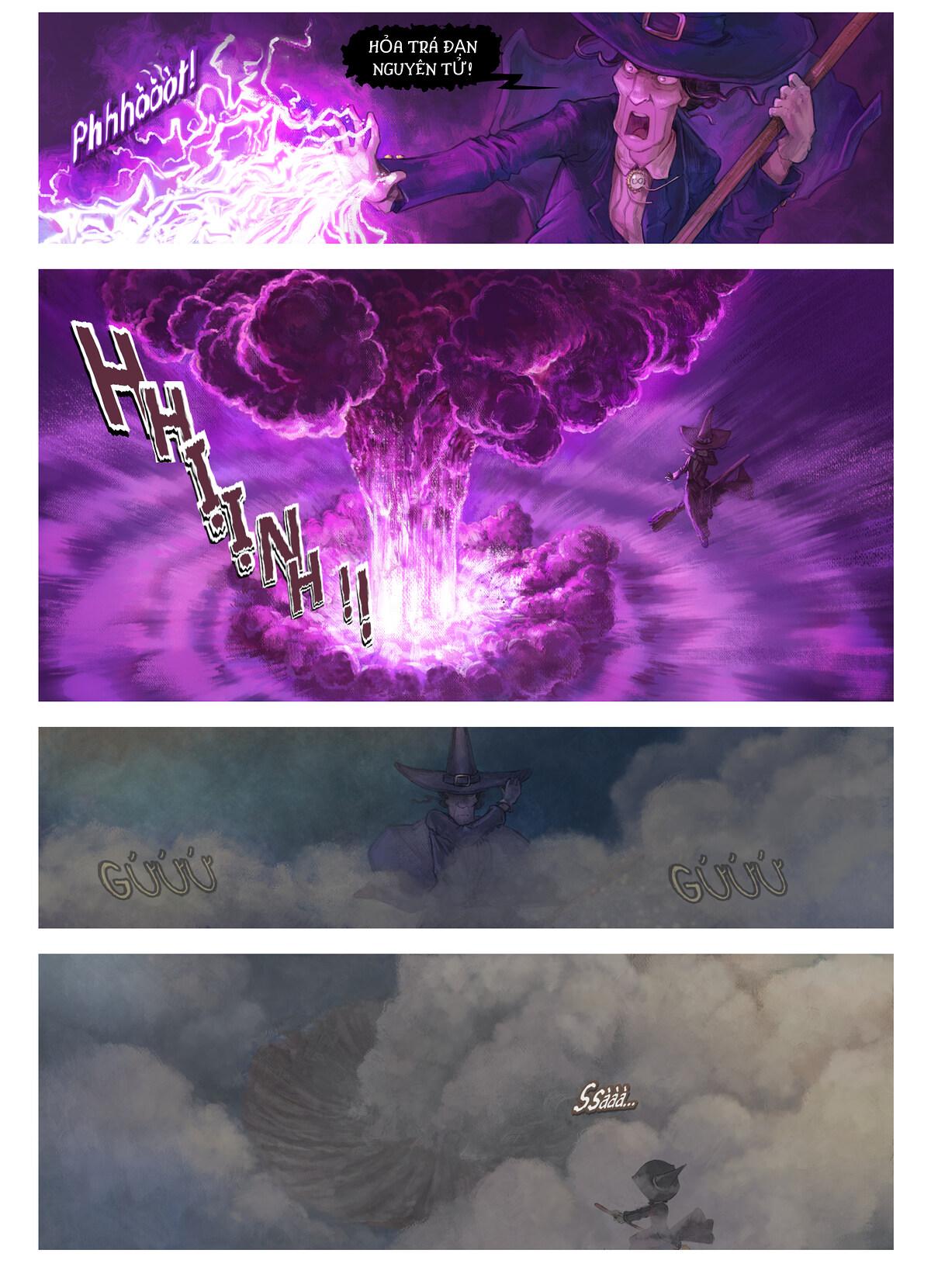 Tập 31: Cuộc Chiến, Trang 4