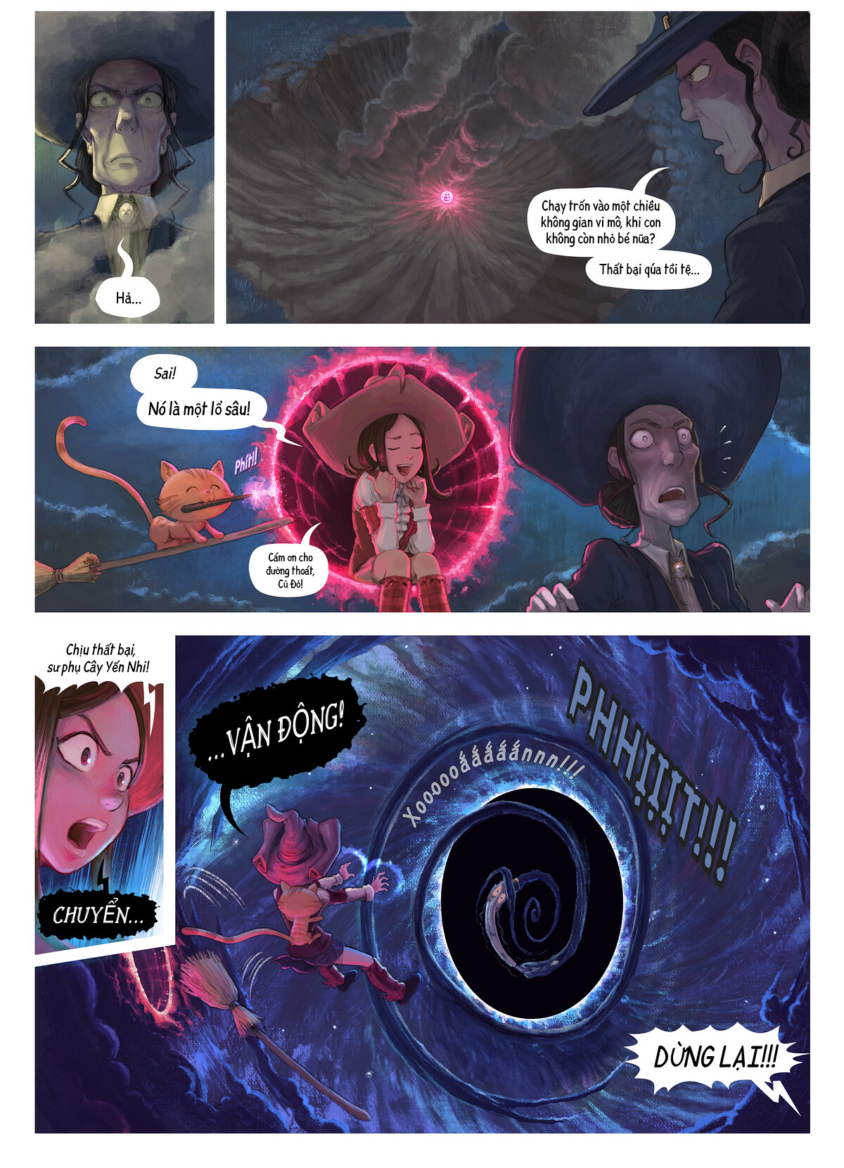 Tập 31: Cuộc Chiến, Trang 5