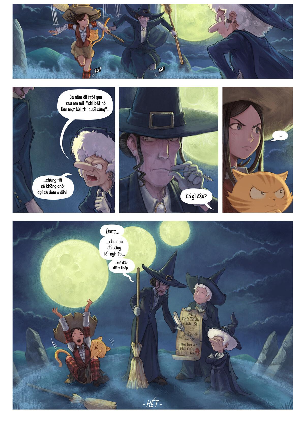 Tập 31: Cuộc Chiến, Trang 7