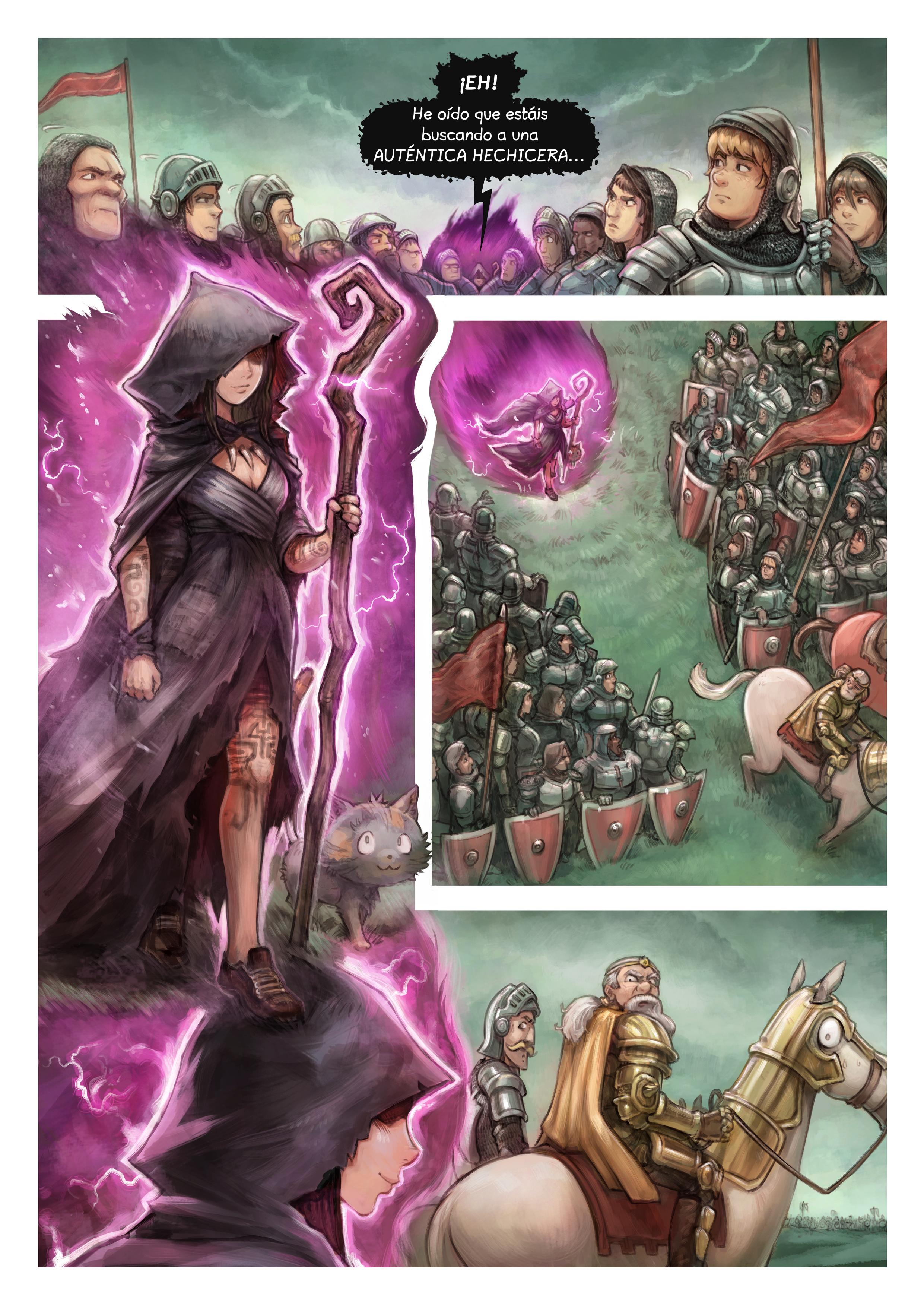 Episodio 32: El campo de batalla, Page 6