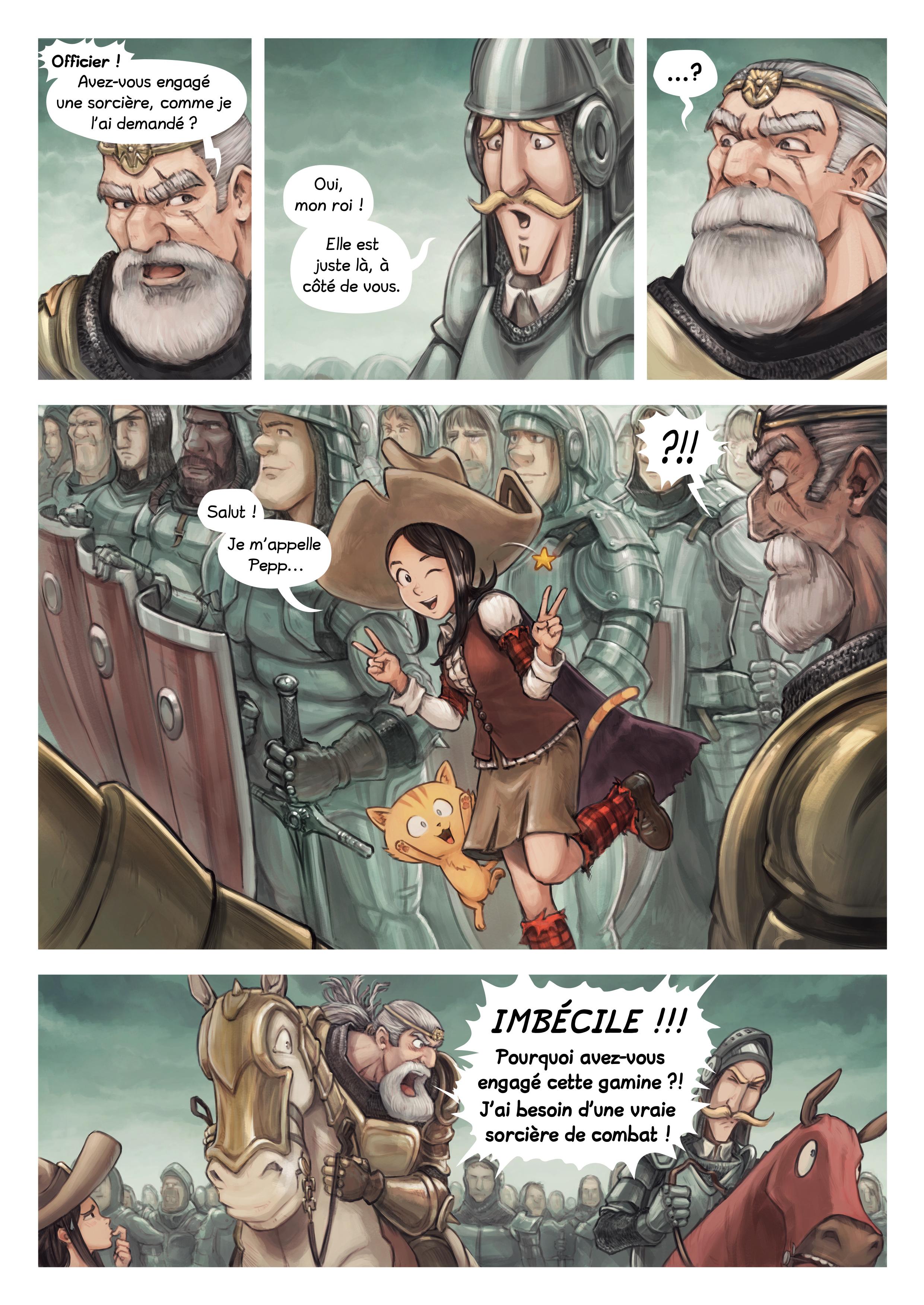 Épisode 32 : Le champ de bataille, Page 2
