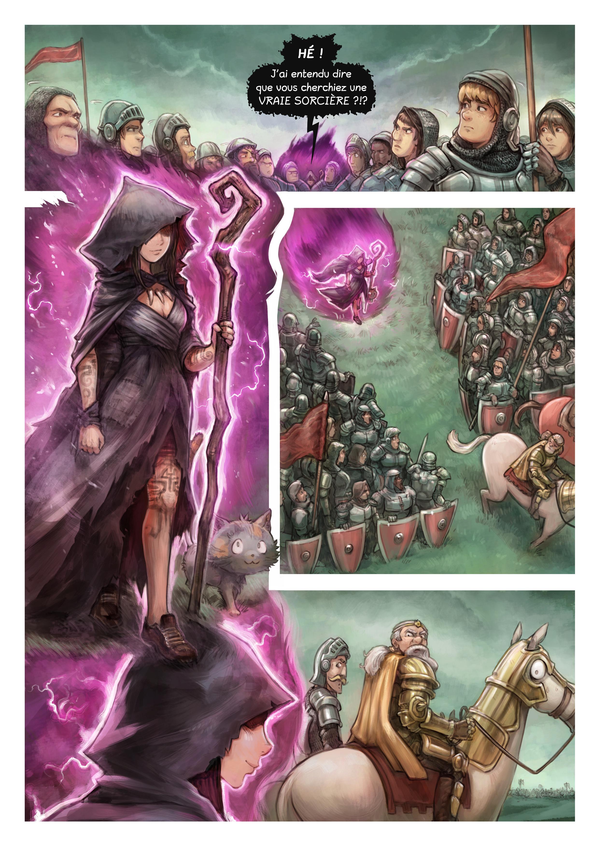 Épisode 32 : Le champ de bataille, Page 6