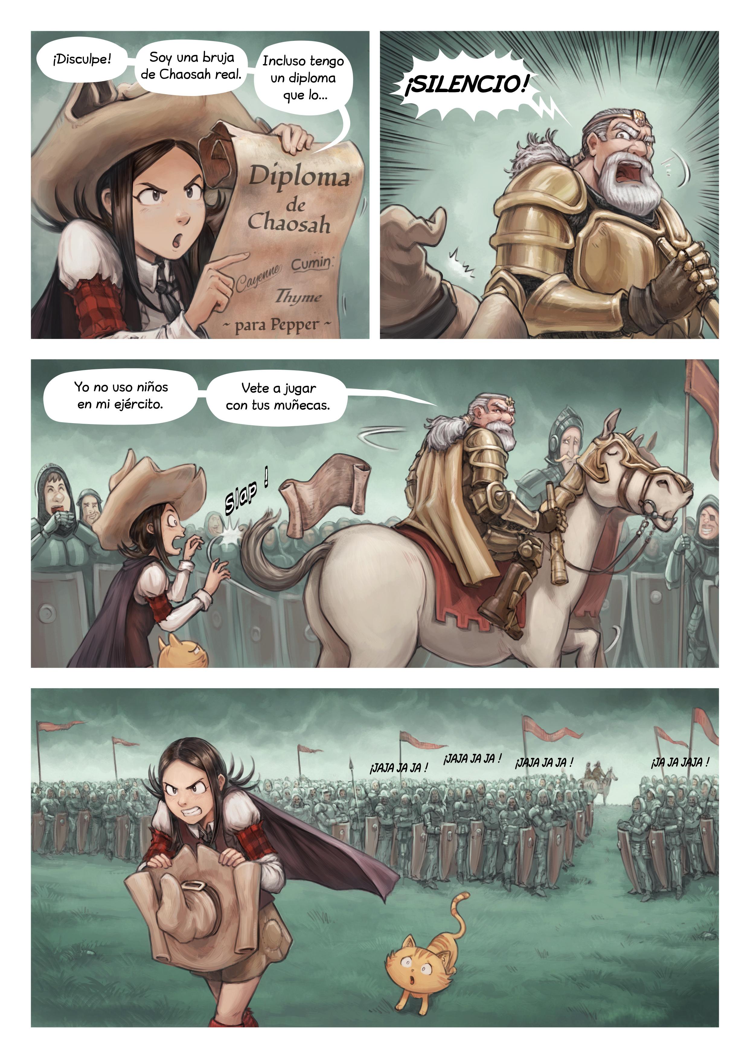 Episodio 32: El campo de batalla, Page 3