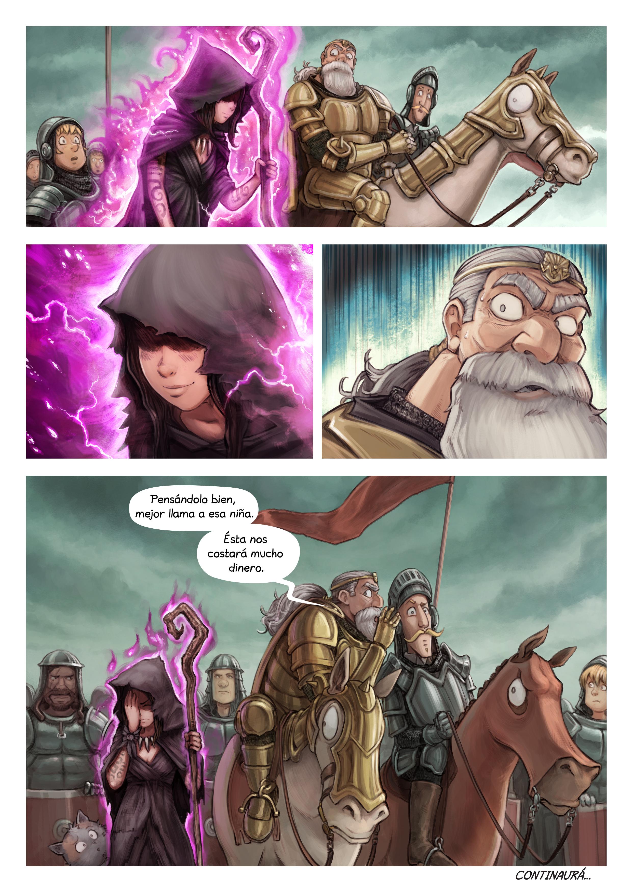 Episodio 32: El campo de batalla, Page 7