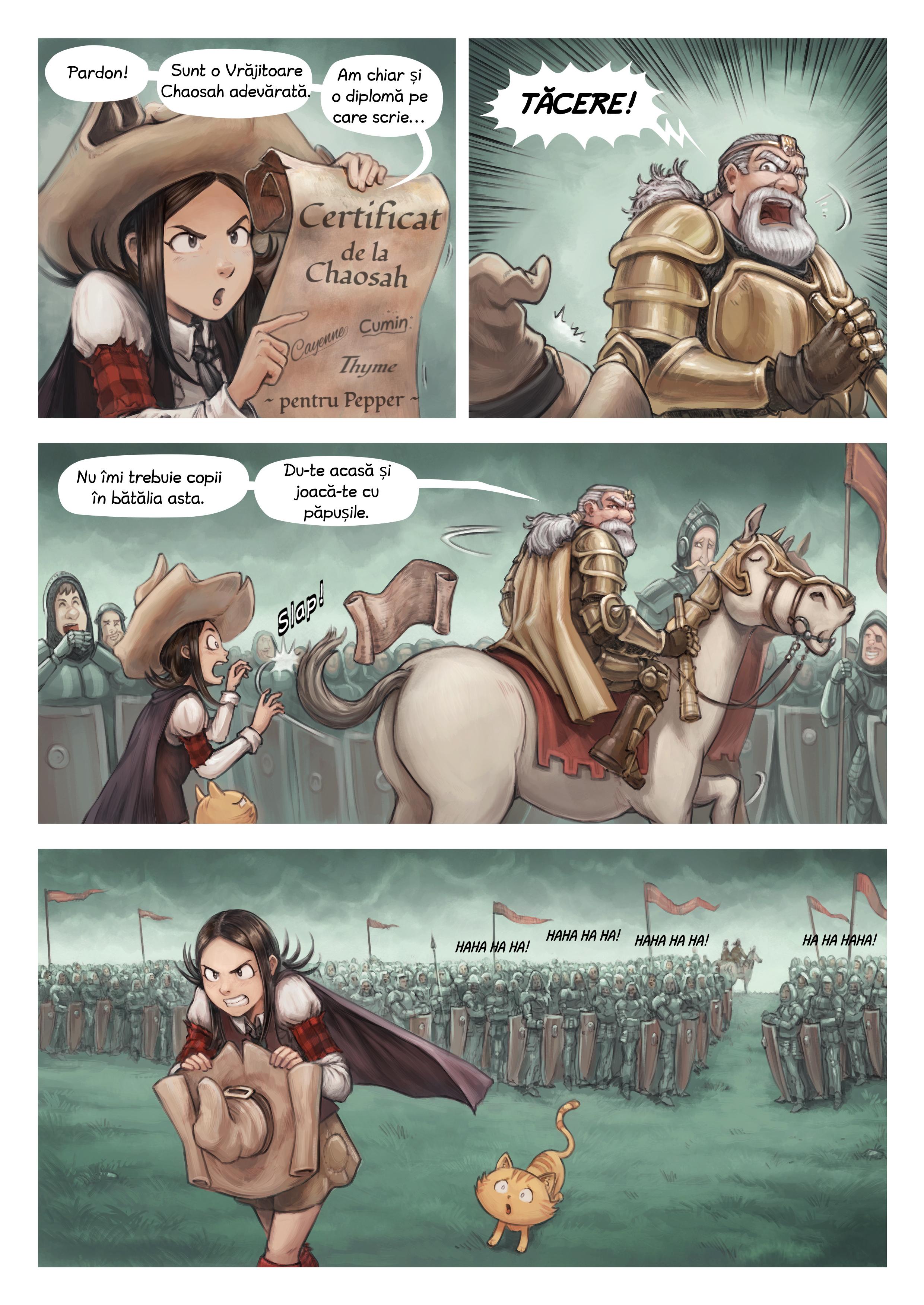 Episodul 32: Câmpul de bătălie, Page 3