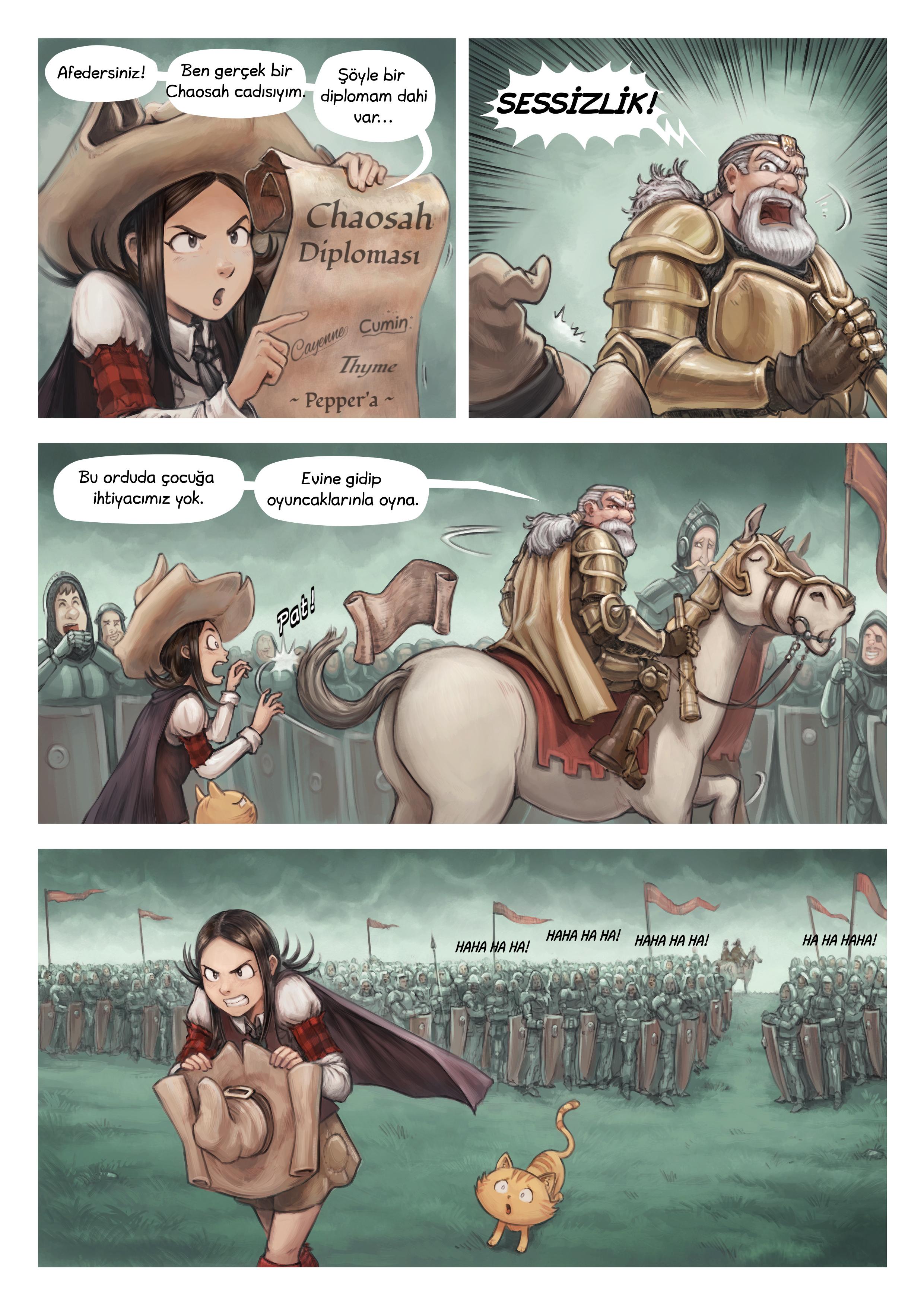 32. Bölüm : Savaş alanı, Page 3