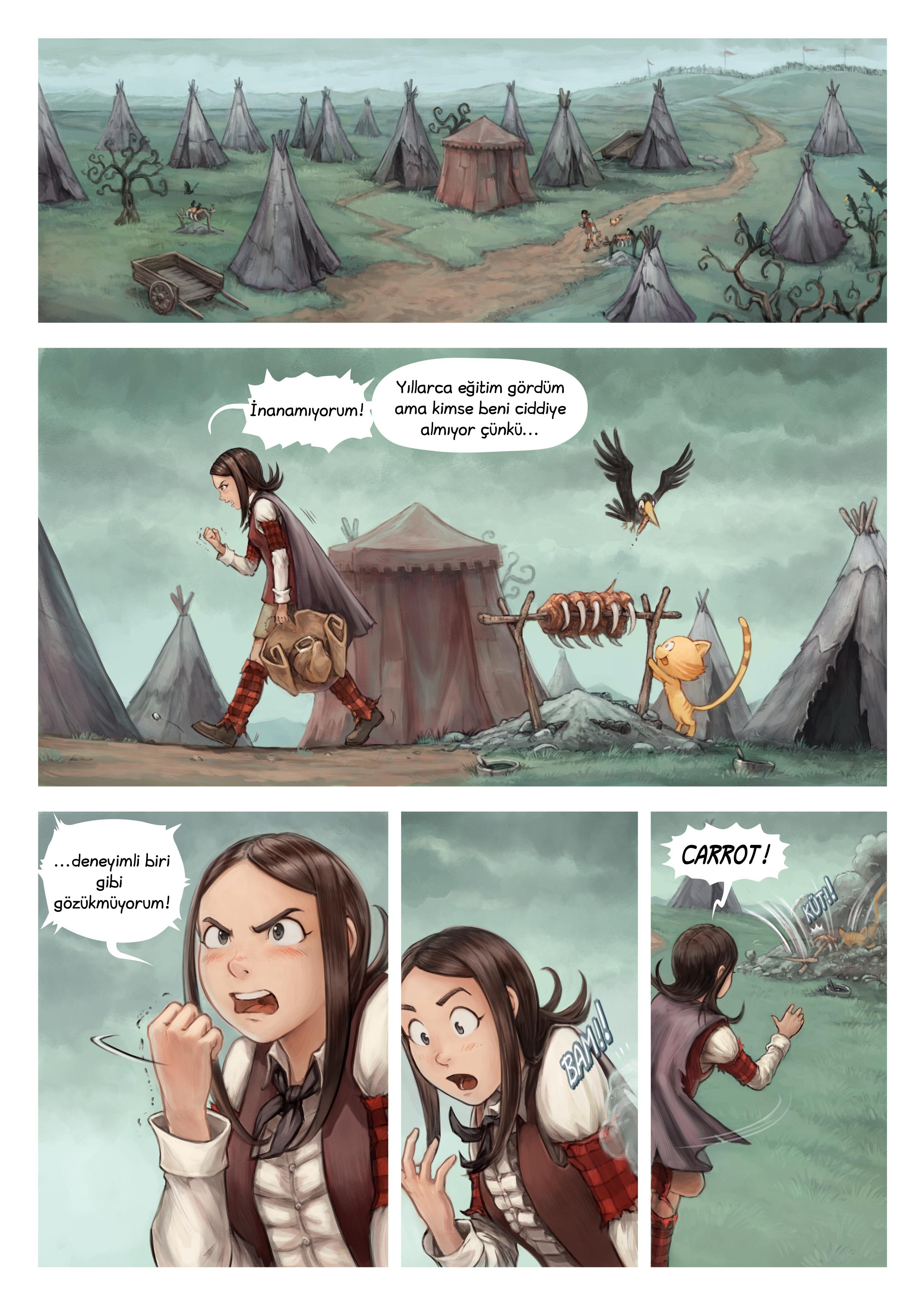 32. Bölüm : Savaş alanı, Page 4
