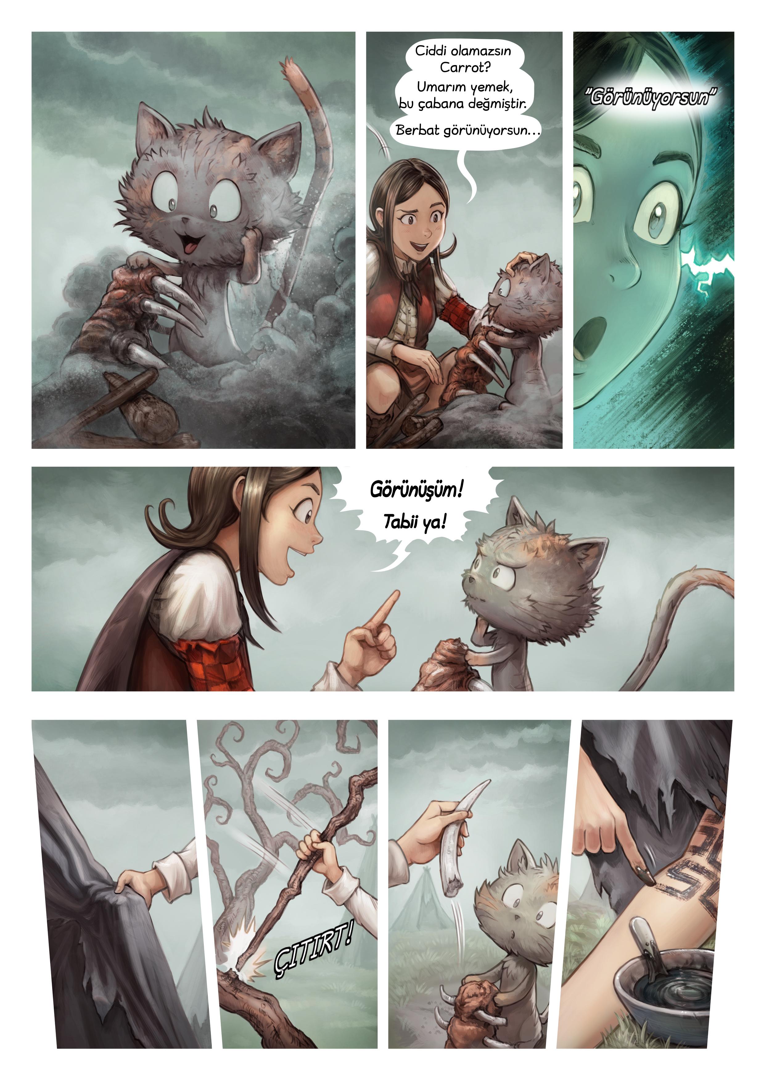 32. Bölüm : Savaş alanı, Page 5