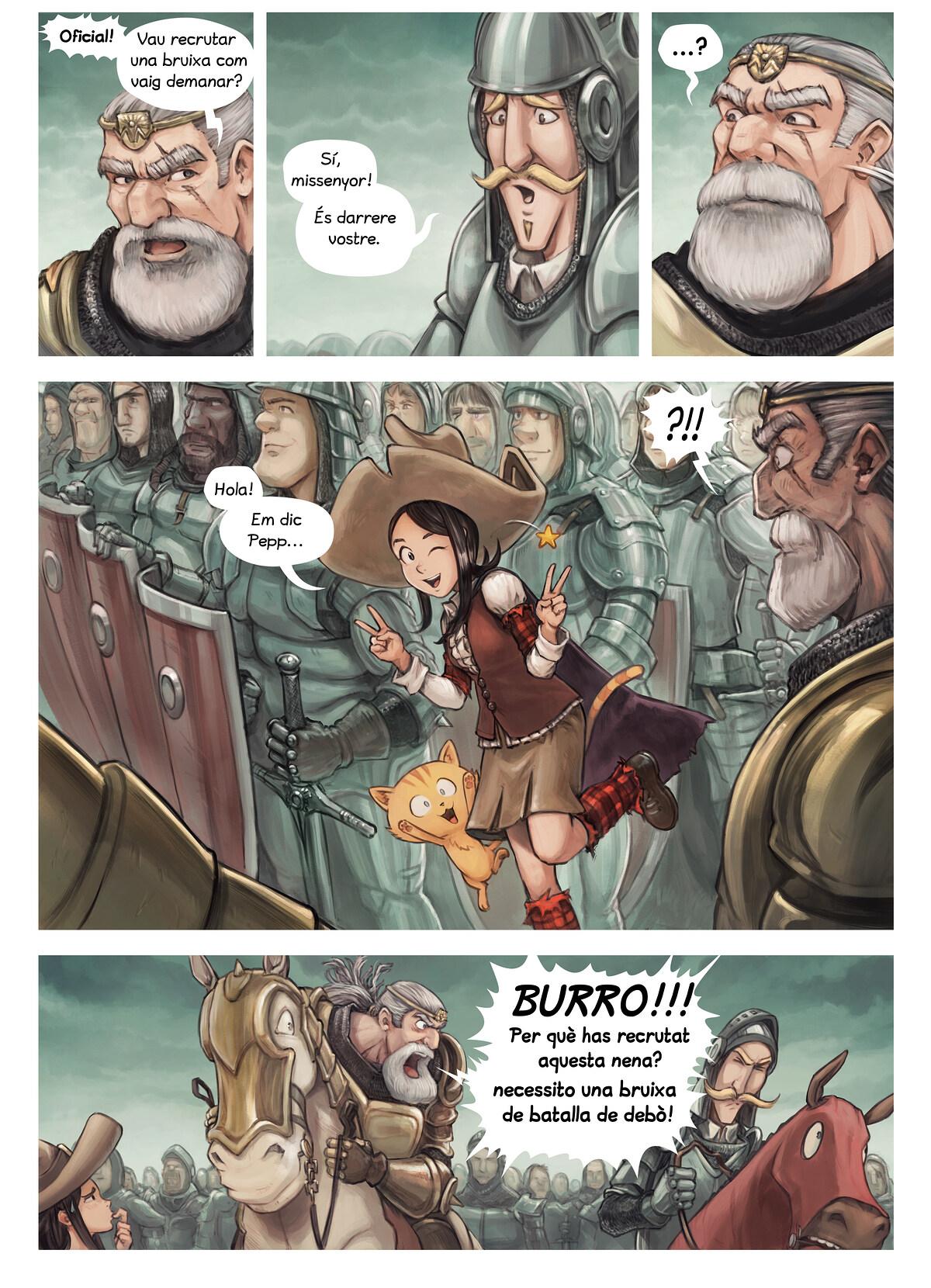 Episodi 32: El camp de batalla, Page 2