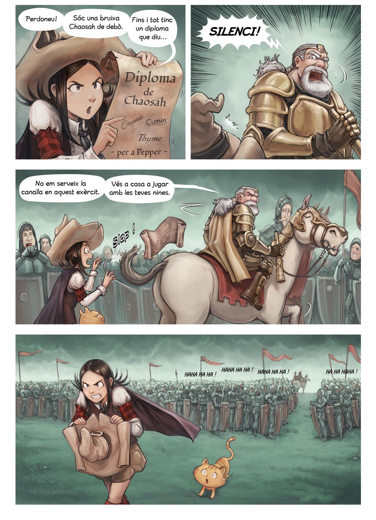 Episodi 32: El camp de batalla, Page 3