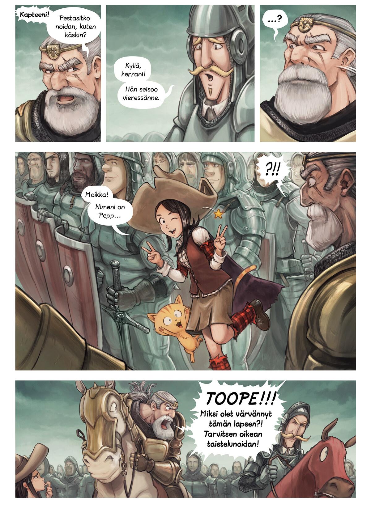 Episodi 32: Taistelukenttä, Page 2
