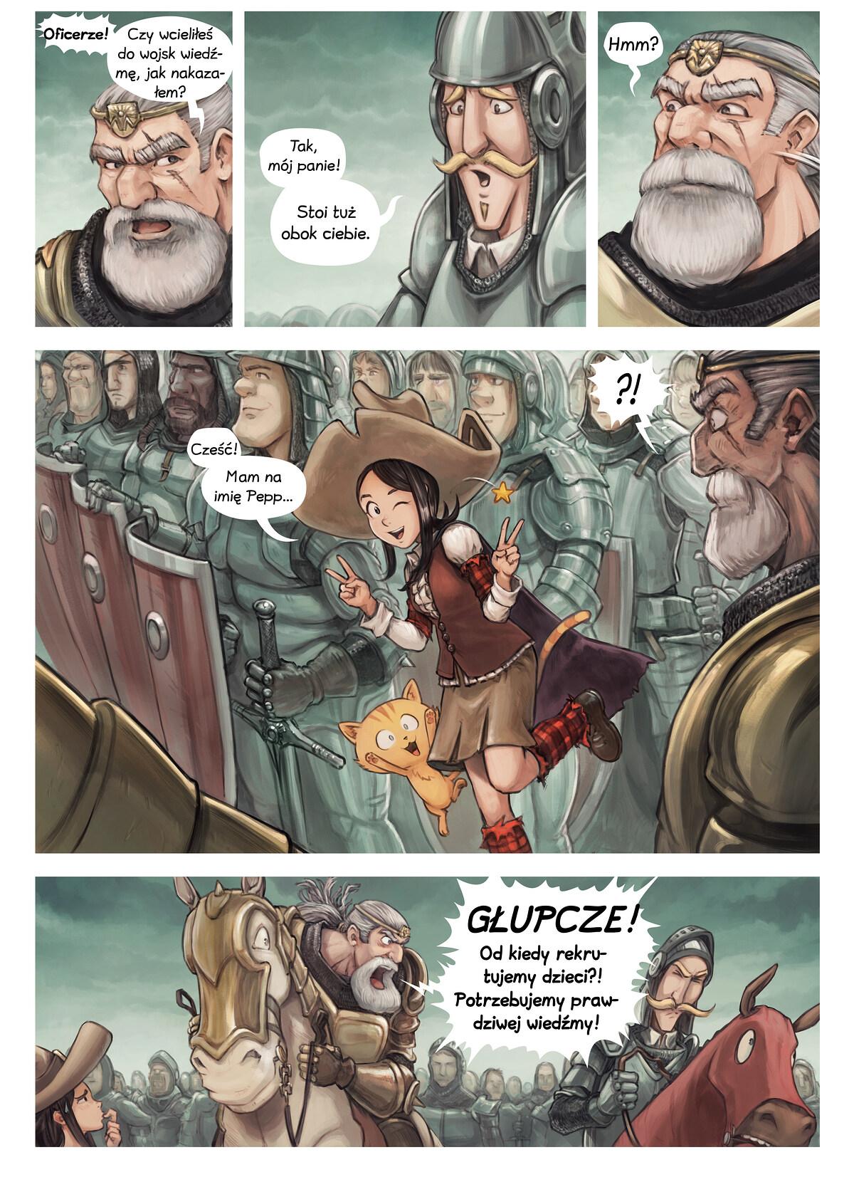 Odcinek 32: Pole bitwy, Page 2