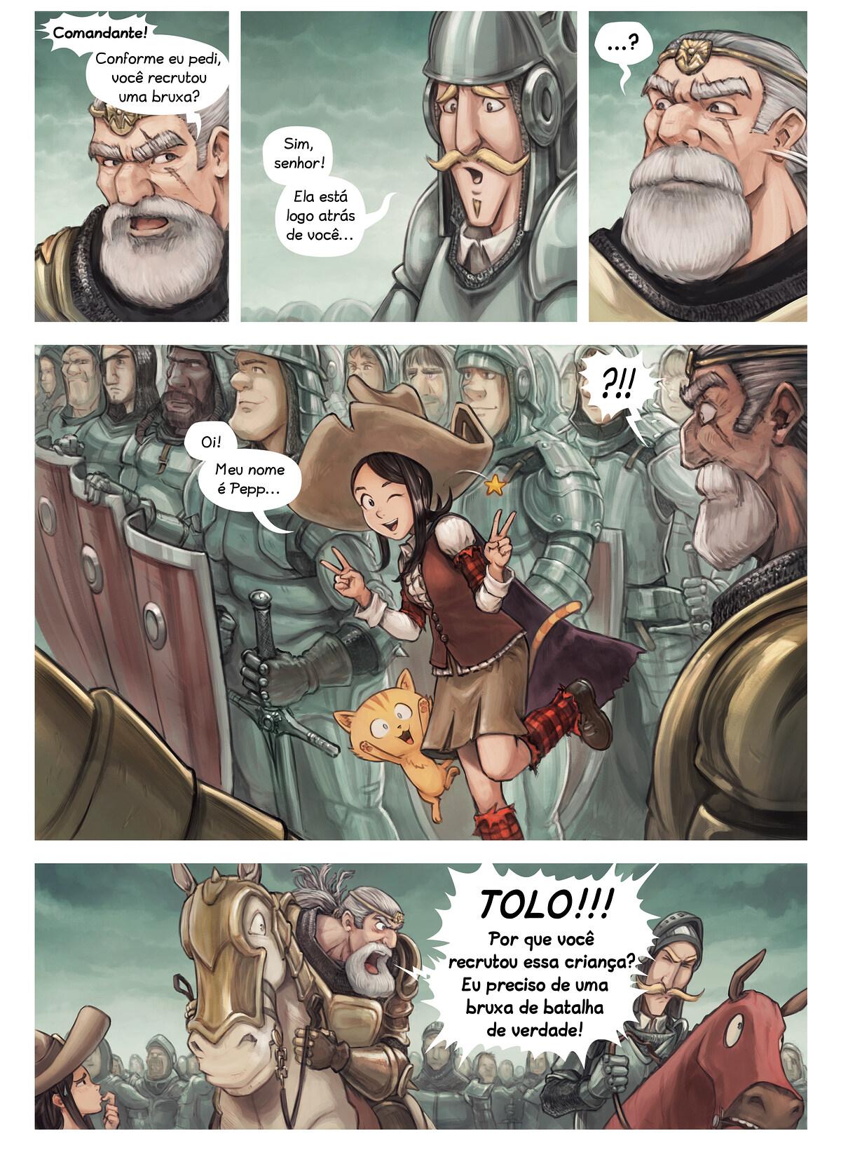 Episódio 32: O Campo de Batalha, Page 2