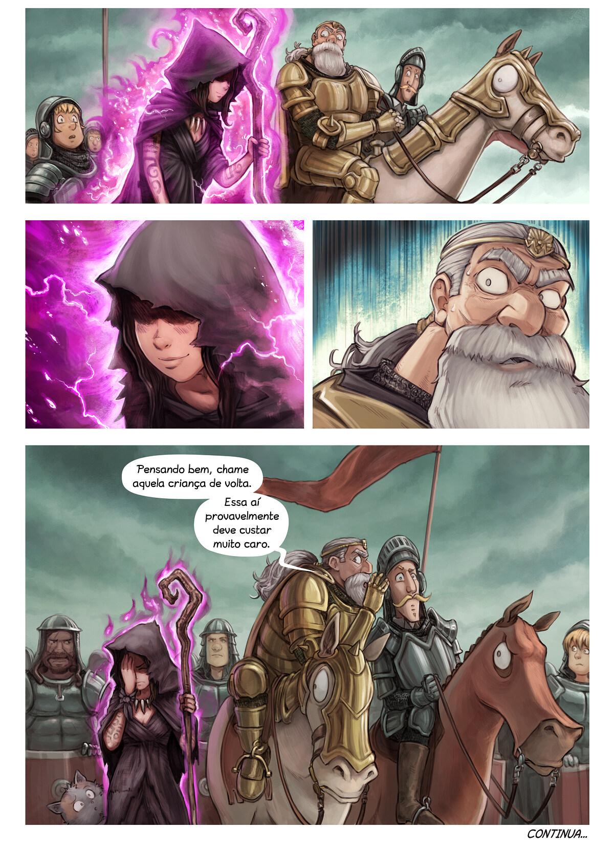 Episódio 32: O Campo de Batalha, Page 7