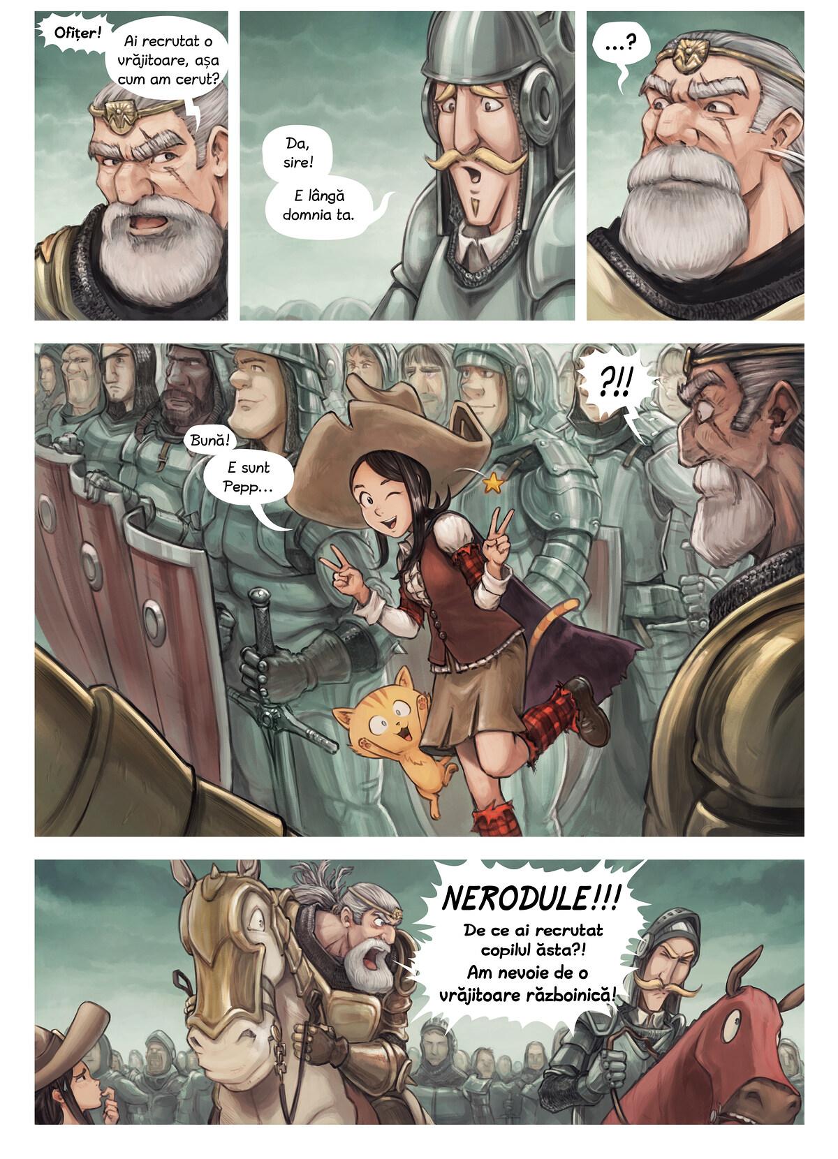 Episodul 32: Câmpul de bătălie, Page 2