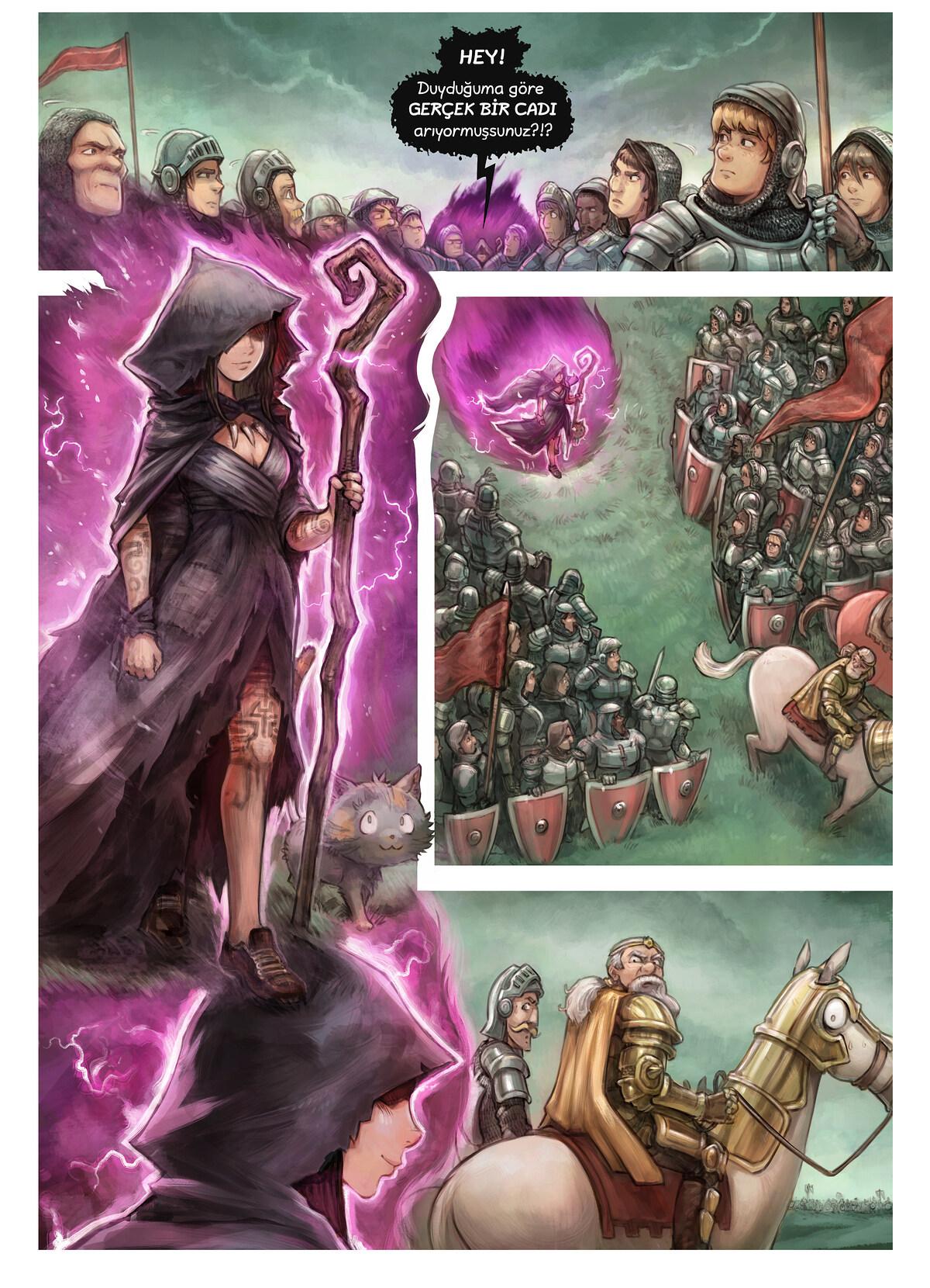 32. Bölüm : Savaş alanı, Page 6