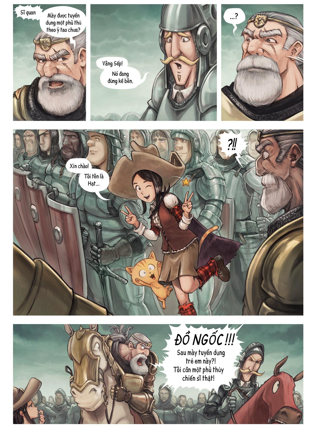 Tập 32: Chiến Trường, Trang 2