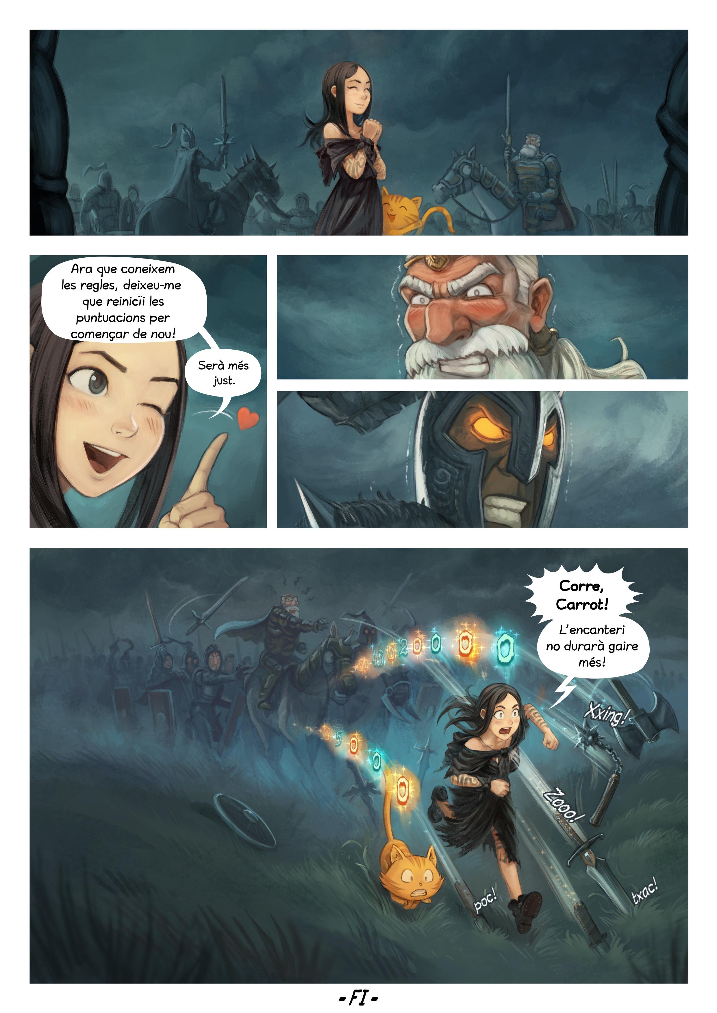 Episodi 33: Encanteri de guerra, Page 8