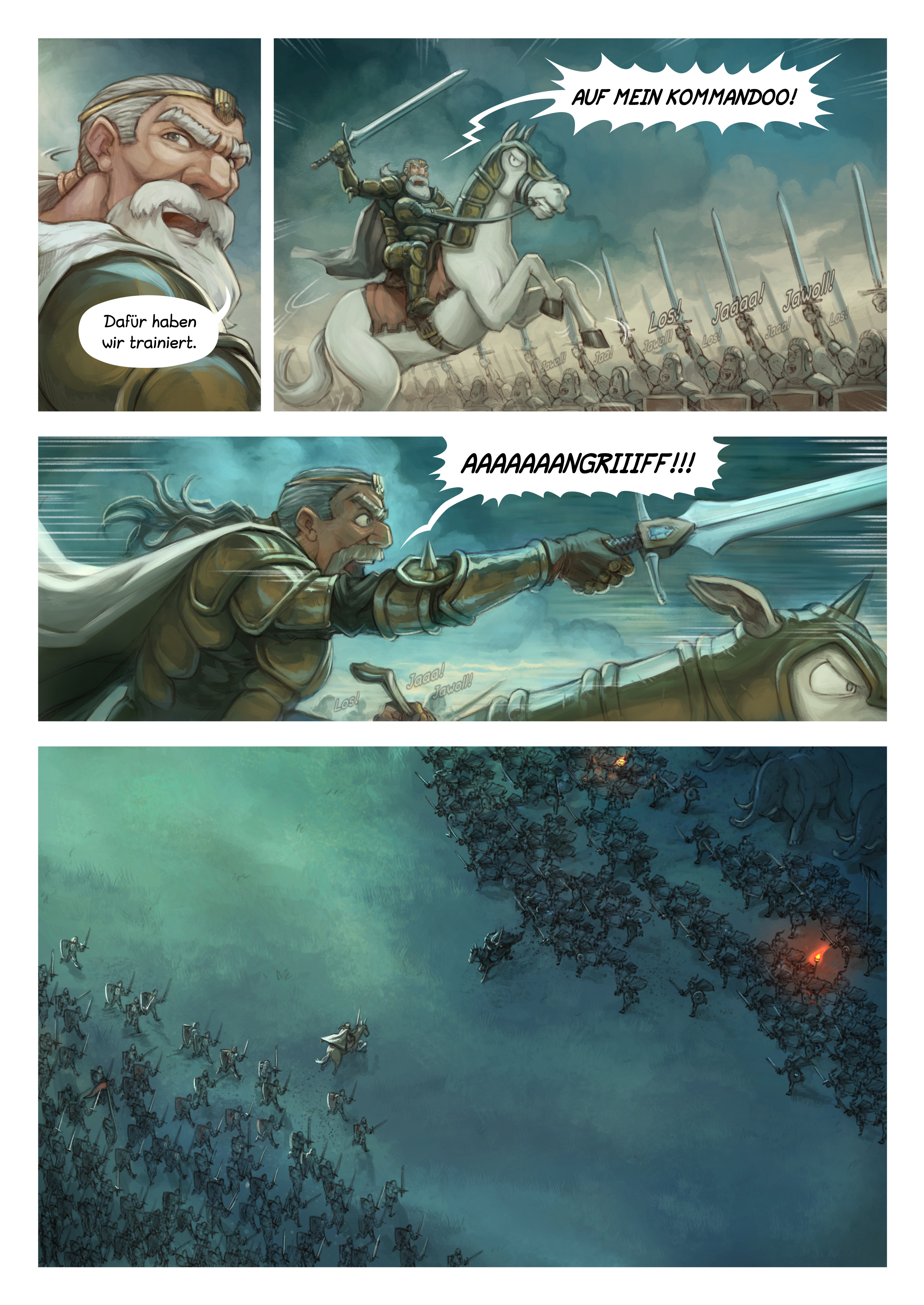 Episode 33: Zauberhafter Krieg, Page 4