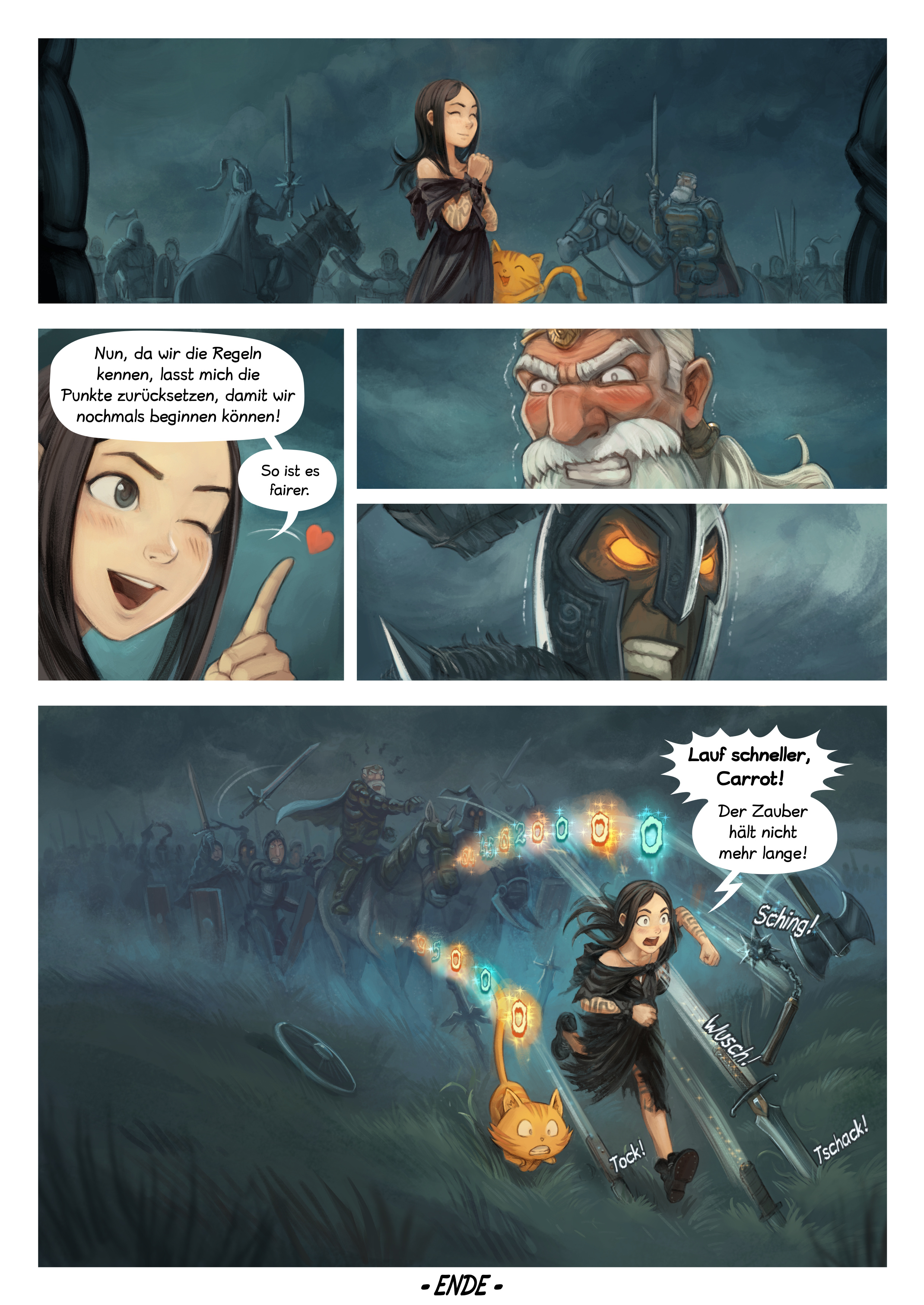 Episode 33: Zauberhafter Krieg, Page 8
