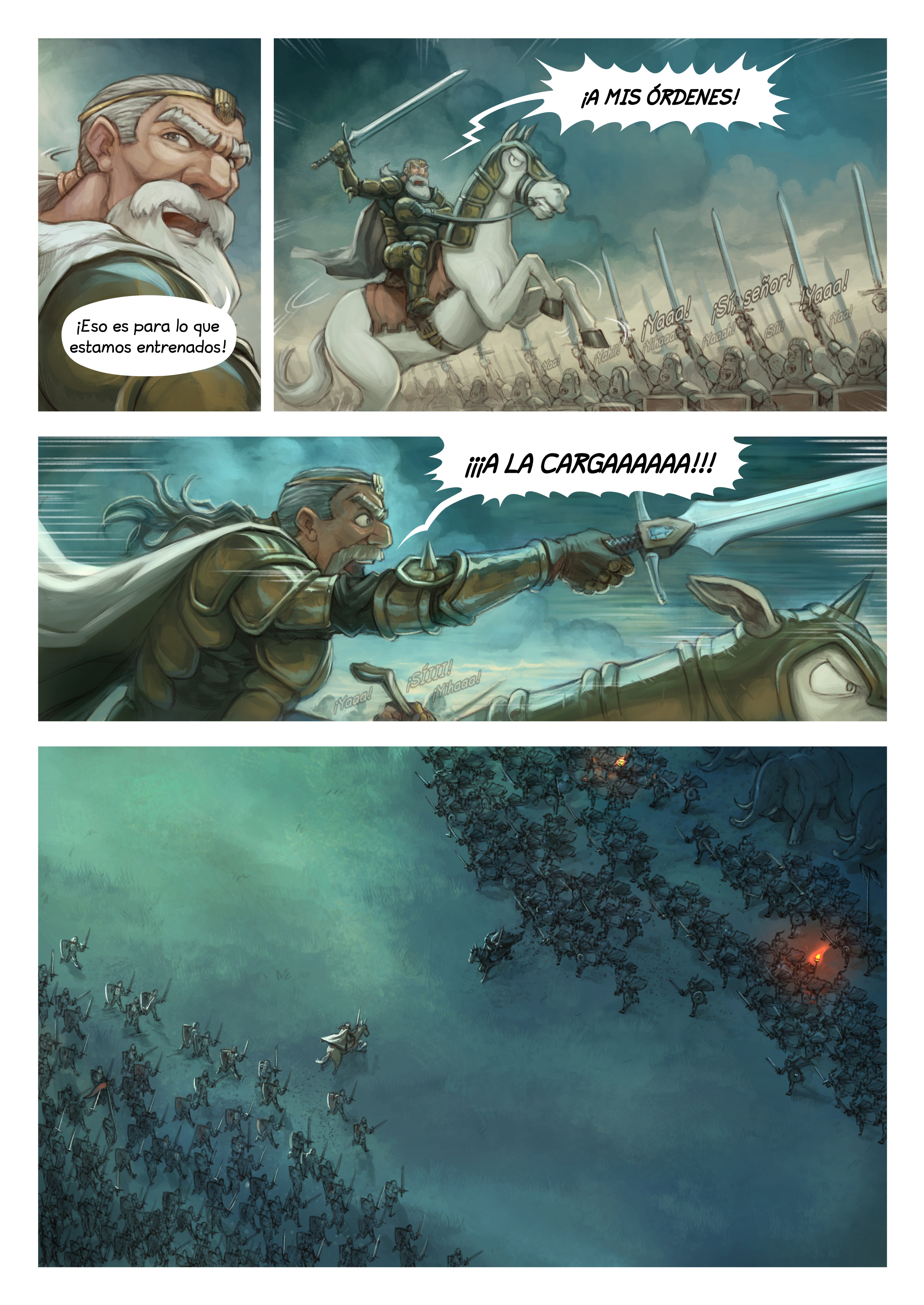 Episodio 33: Hechizo de guerra, Page 4
