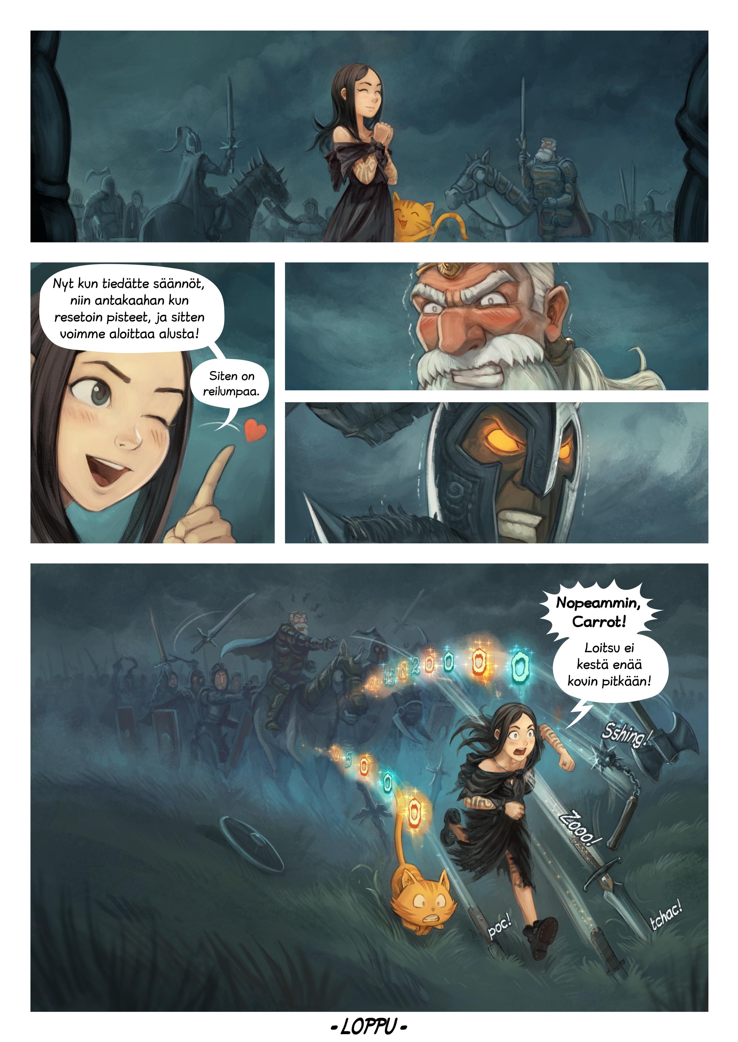 Episodi 33: Taistelutaika, Page 8