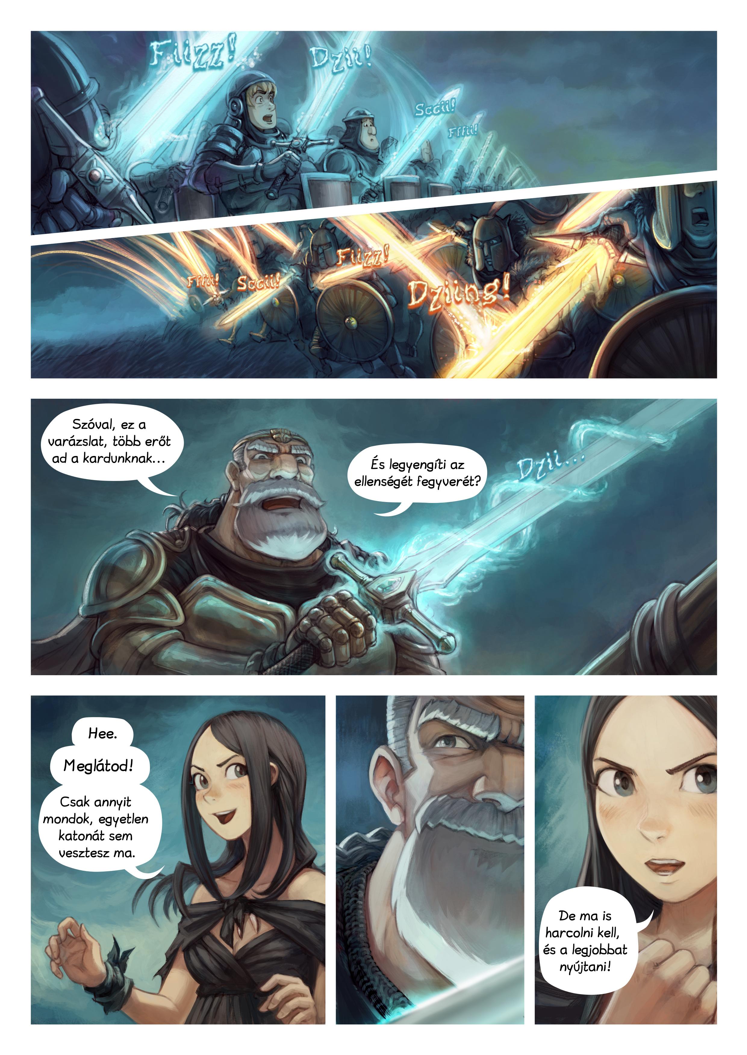 33. rész: A háború varázslata, Page 3