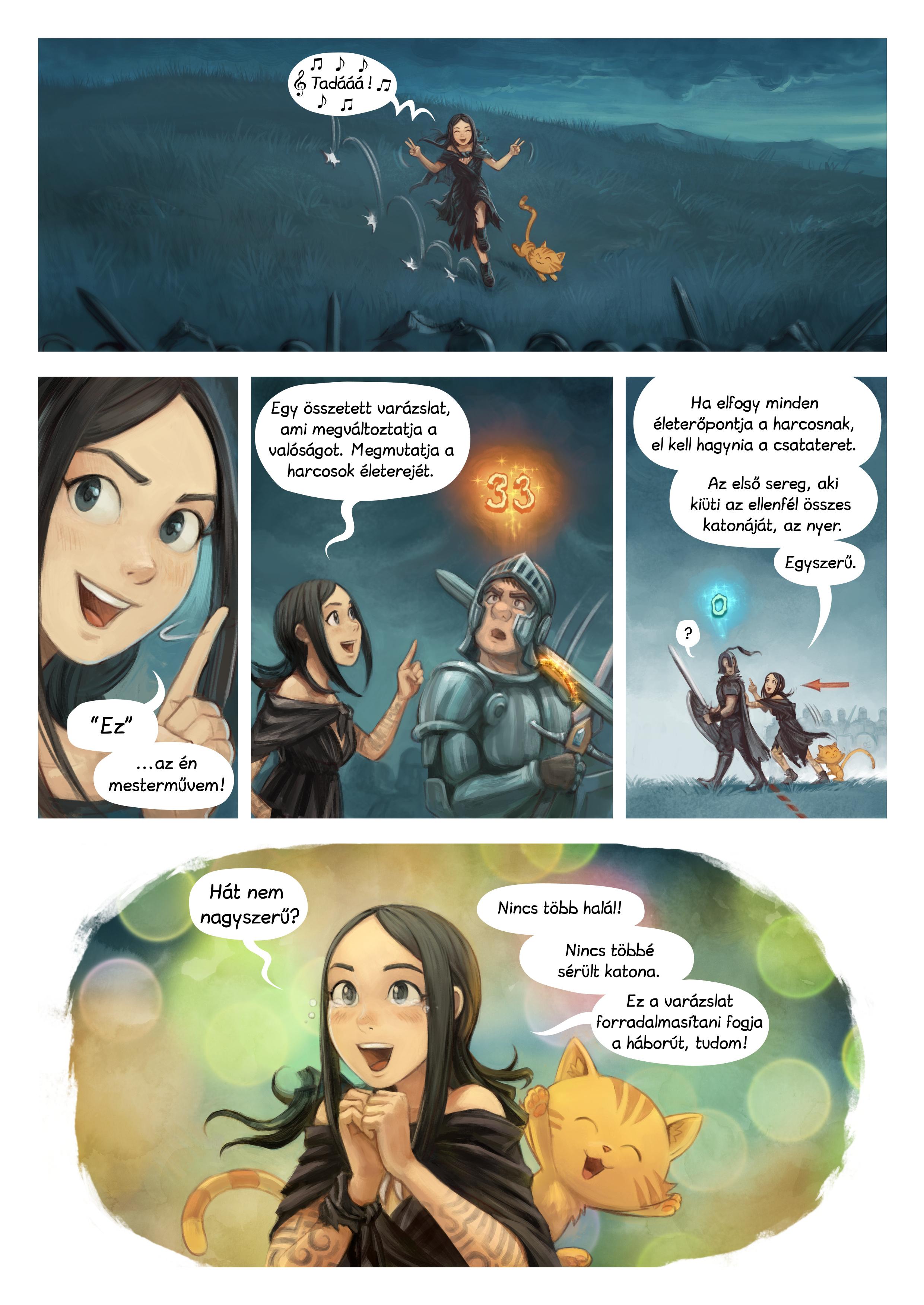 33. rész: A háború varázslata, Page 7