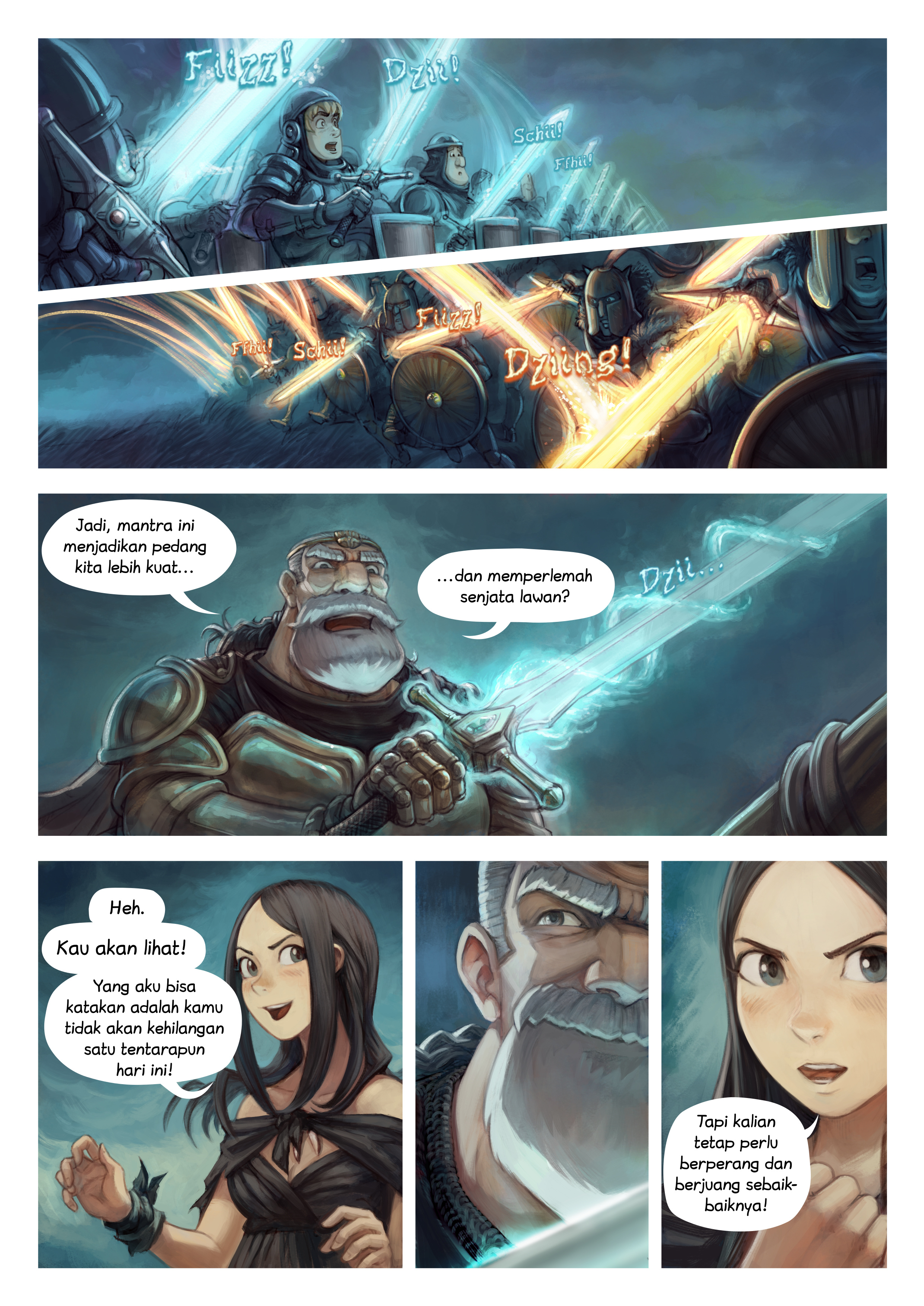 Episode 33: Mantra Perang, Page 3