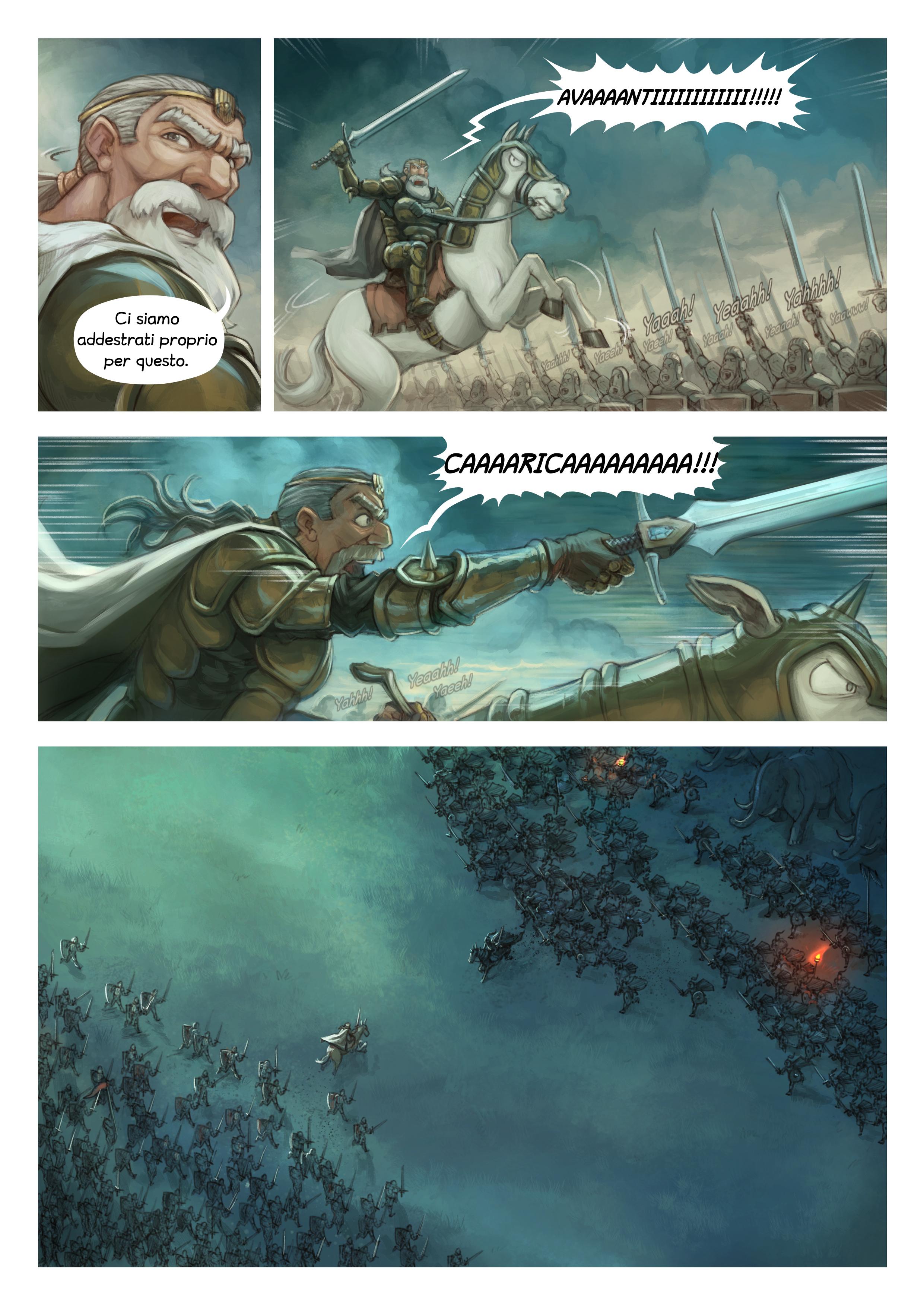 Episodio 33: Incantesimi di guerra, Page 4
