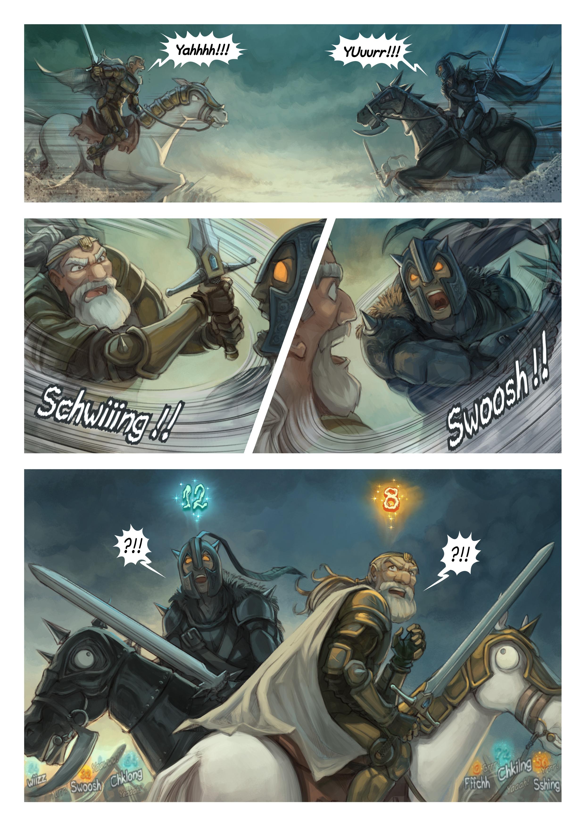 Episodio 33: Incantesimi di guerra, Page 5