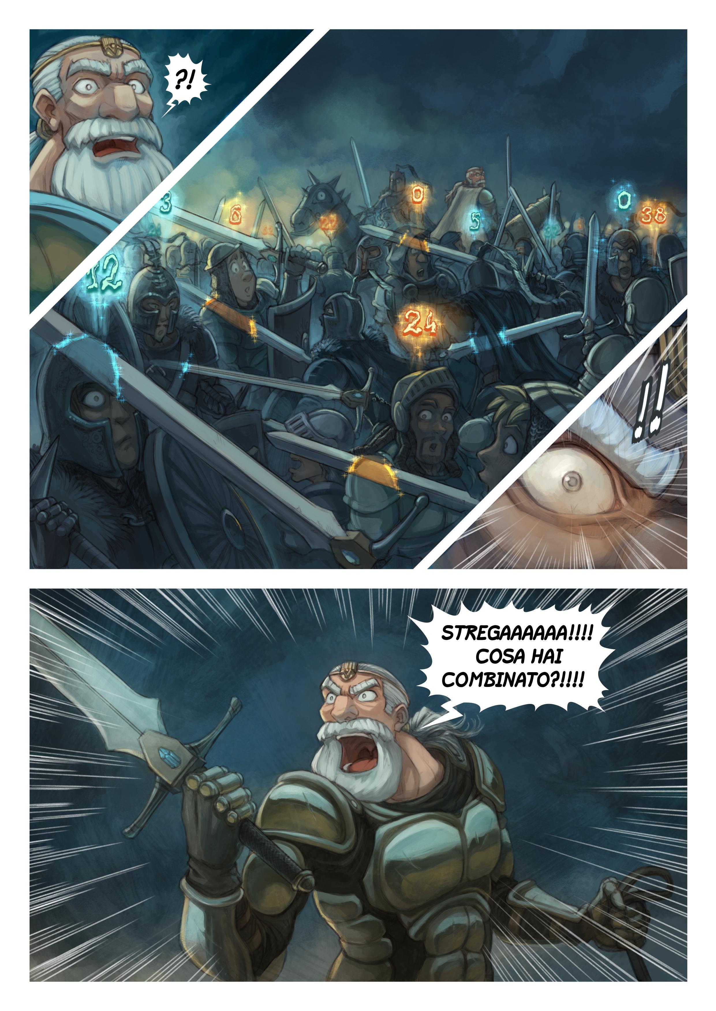 Episodio 33: Incantesimi di guerra, Page 6
