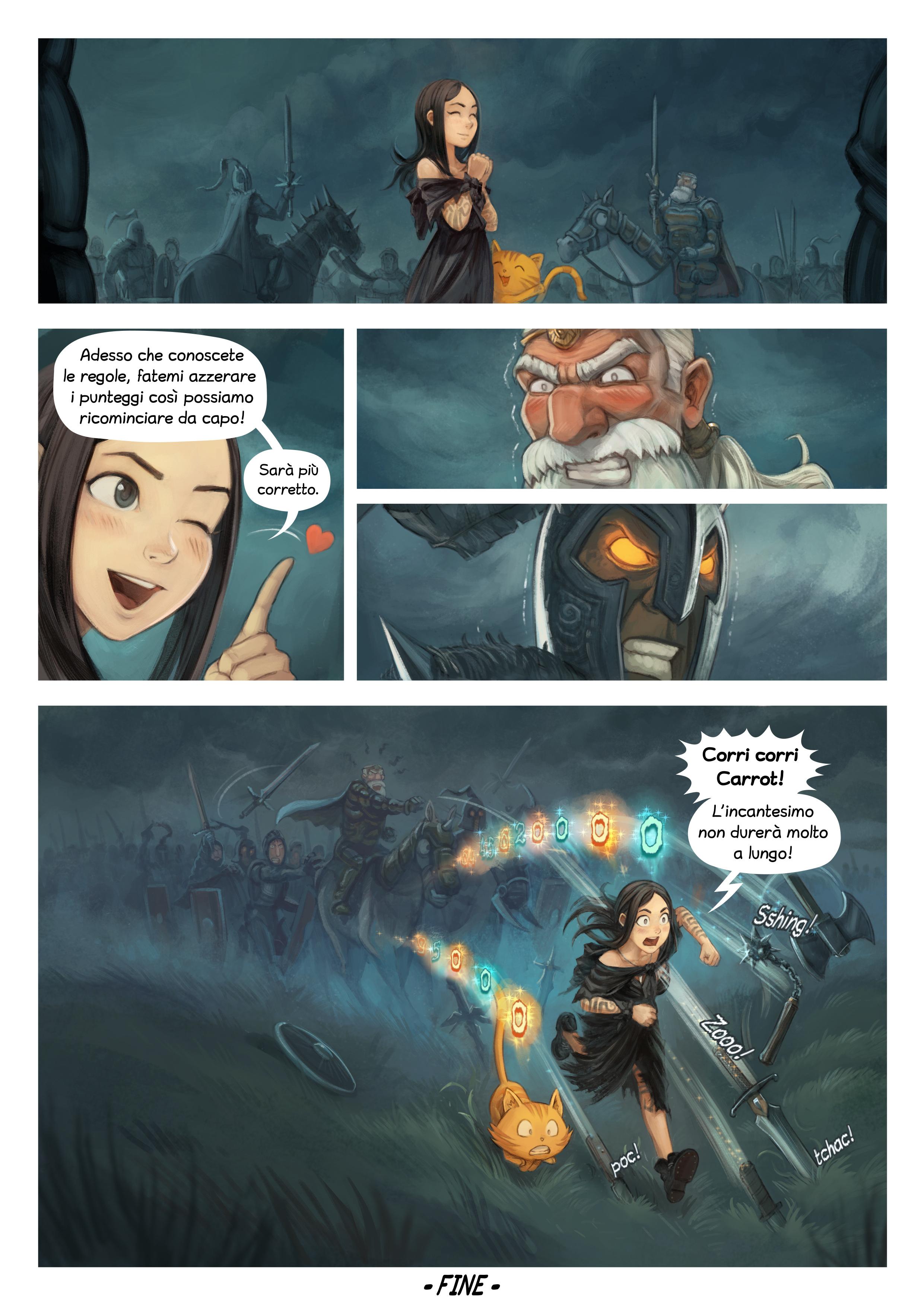 Episodio 33: Incantesimi di guerra, Page 8