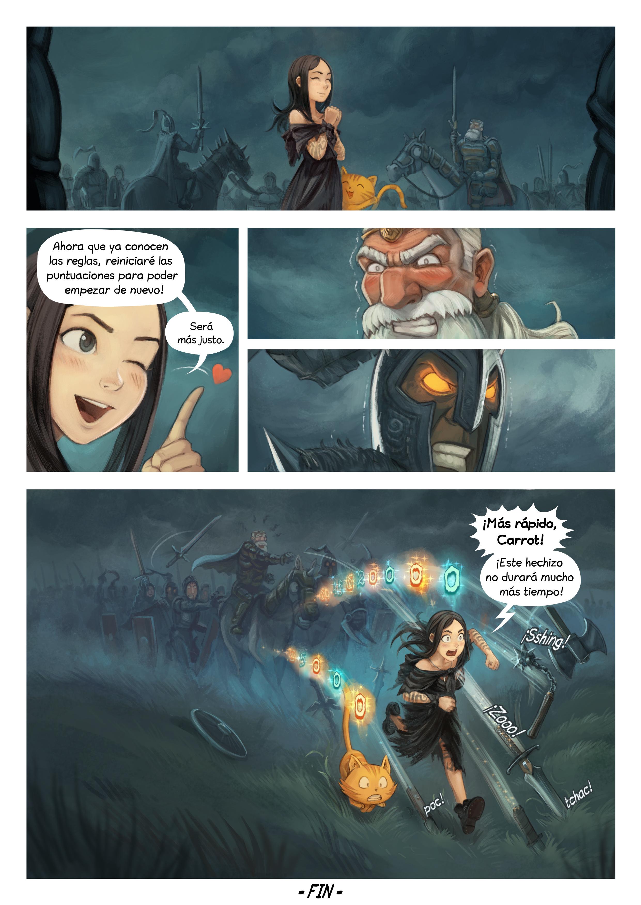 Episodio 33: Hechizo de guerra, Page 8