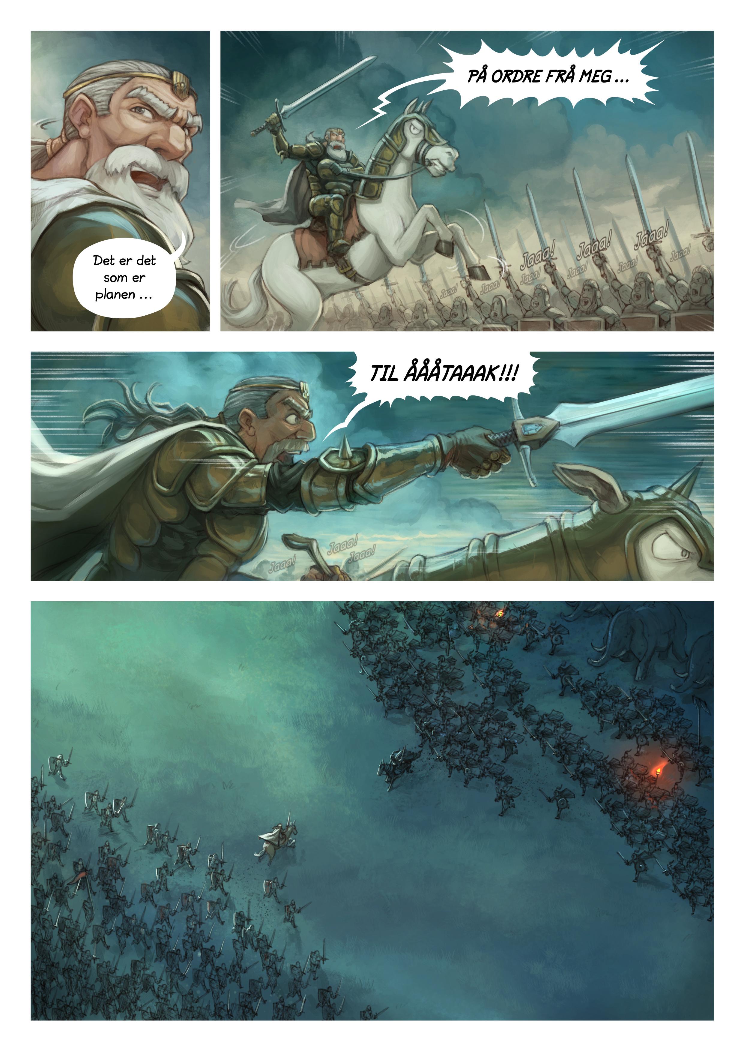 Episode 33: Krigsmagi, Side 4