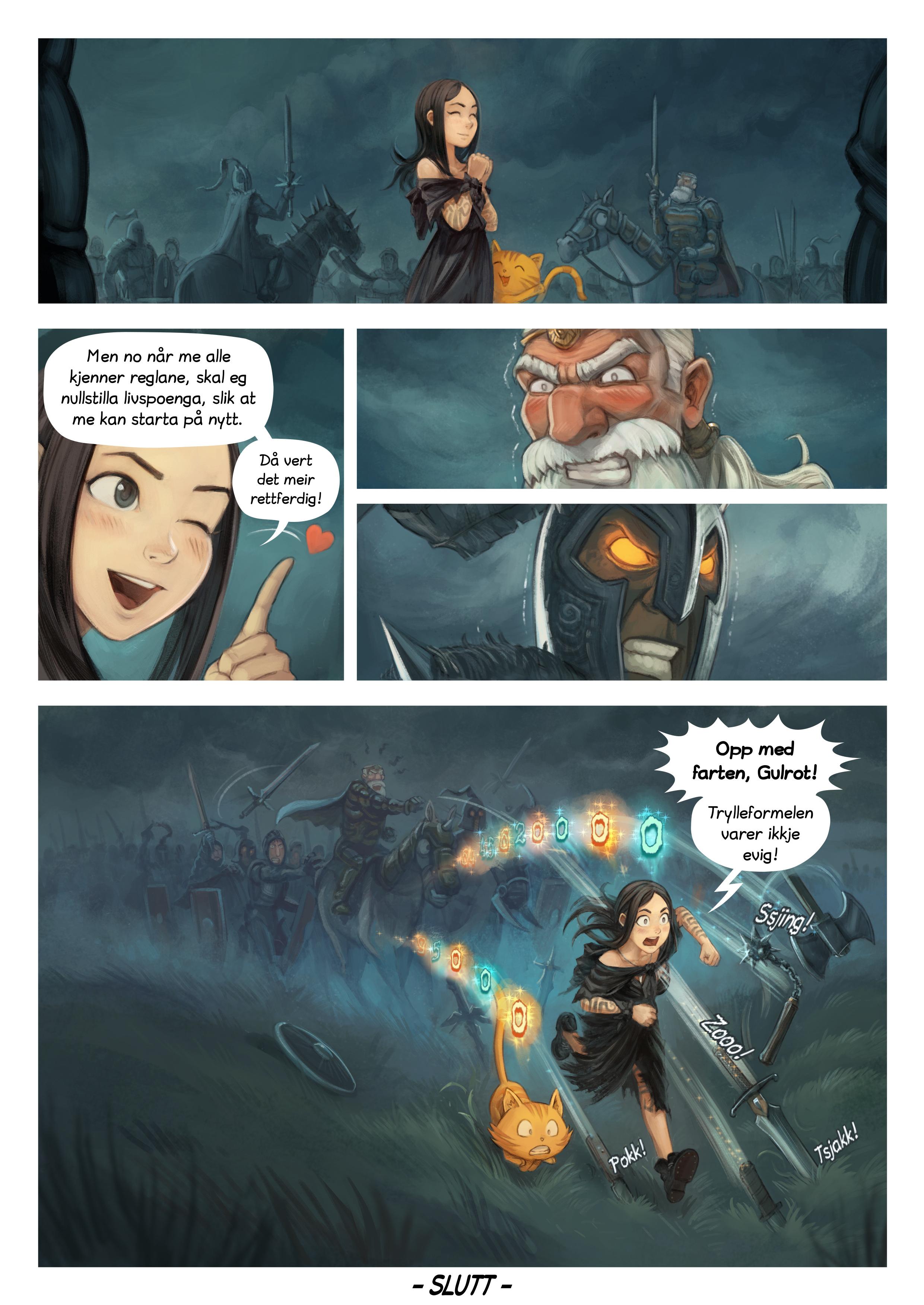 Episode 33: Krigsmagi, Side 8