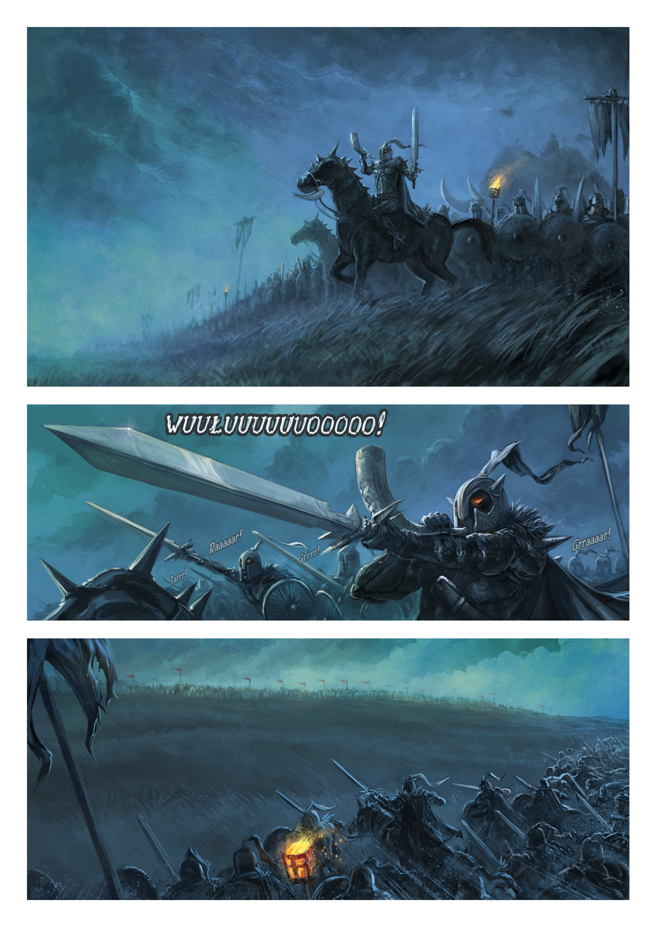 Odcinek 33: Zaklęcie wojny, Page 1